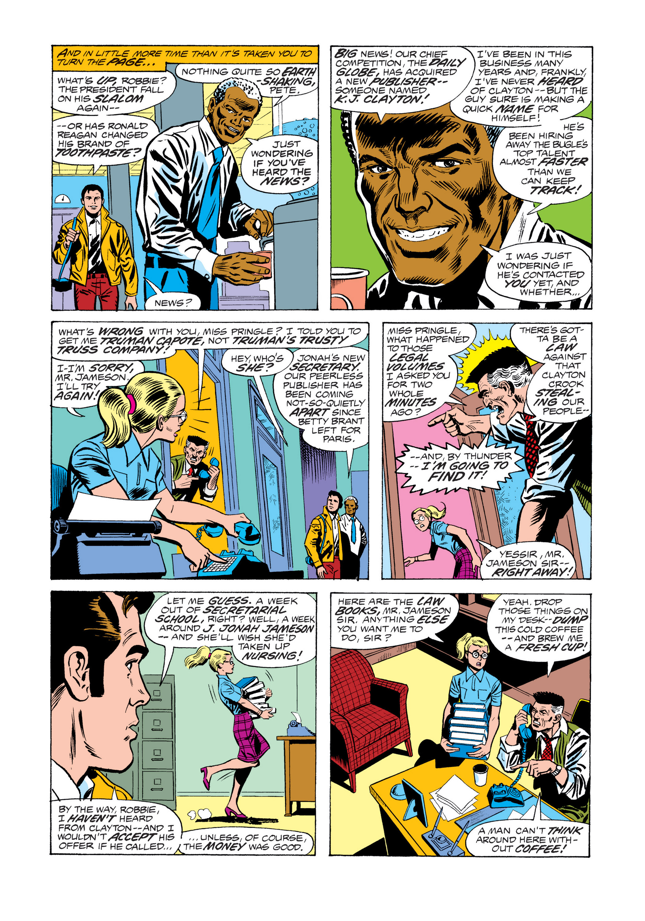 The Amazing Spider-Man (1963) 158 Page 6