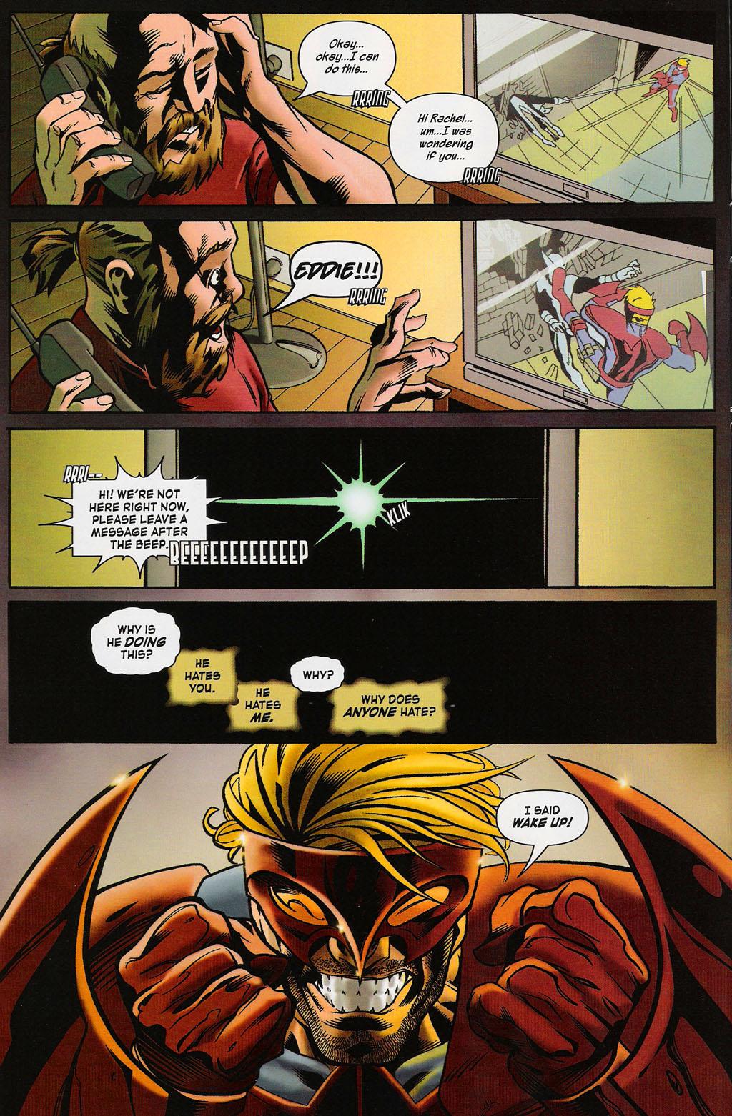 Read online ShadowHawk (2005) comic -  Issue #4 - 8