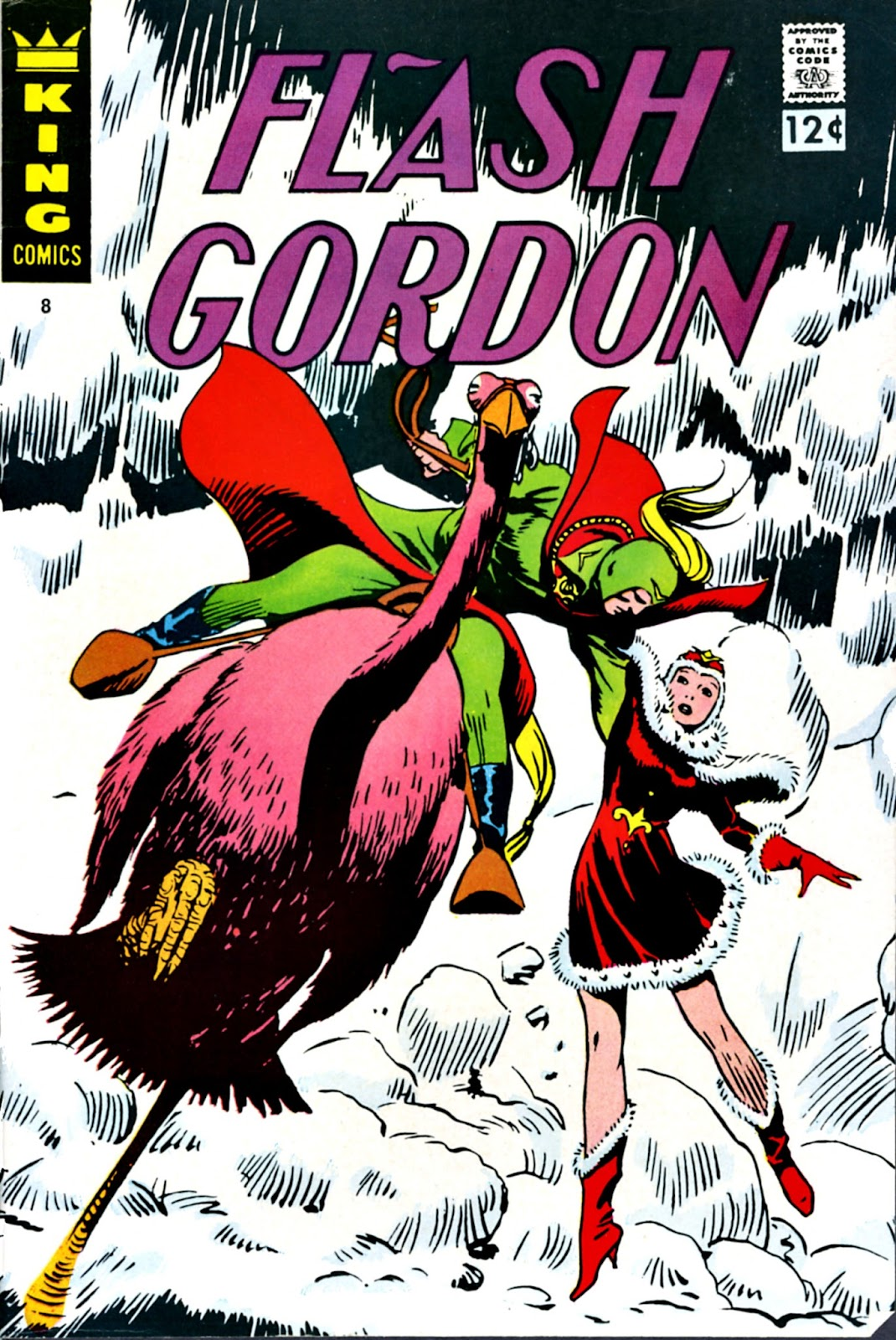 Flash Gordon (1966) issue 8 - Page 1