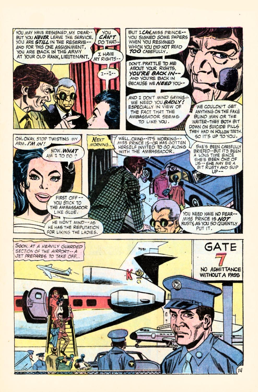 Read online Wonder Woman (1942) comic -  Issue #196 - 17