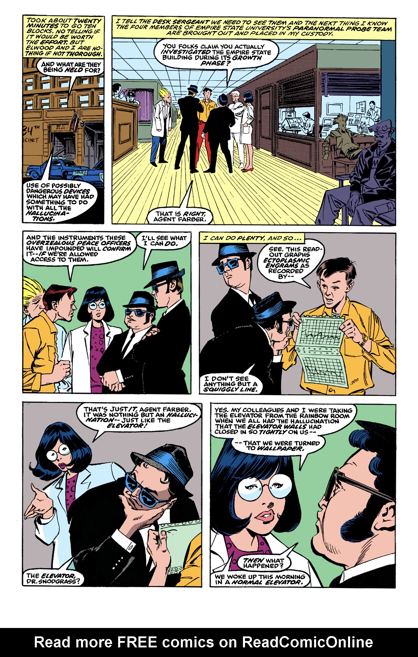 Read online X-Factor (1986) comic -  Issue # _ Annual 4 - 40