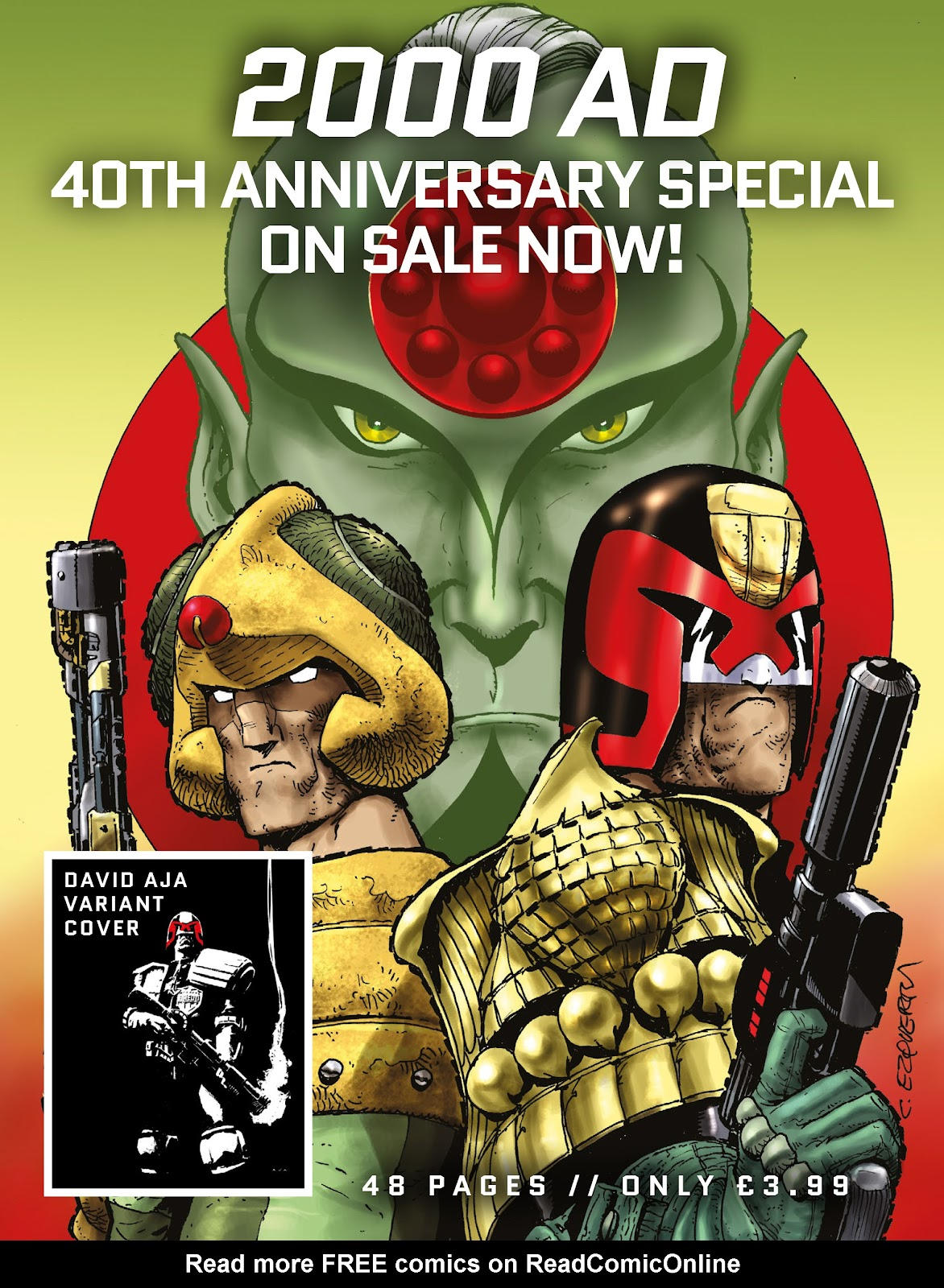 Judge Dredd Megazine (Vol. 5) Issue #382 #181 - English 23