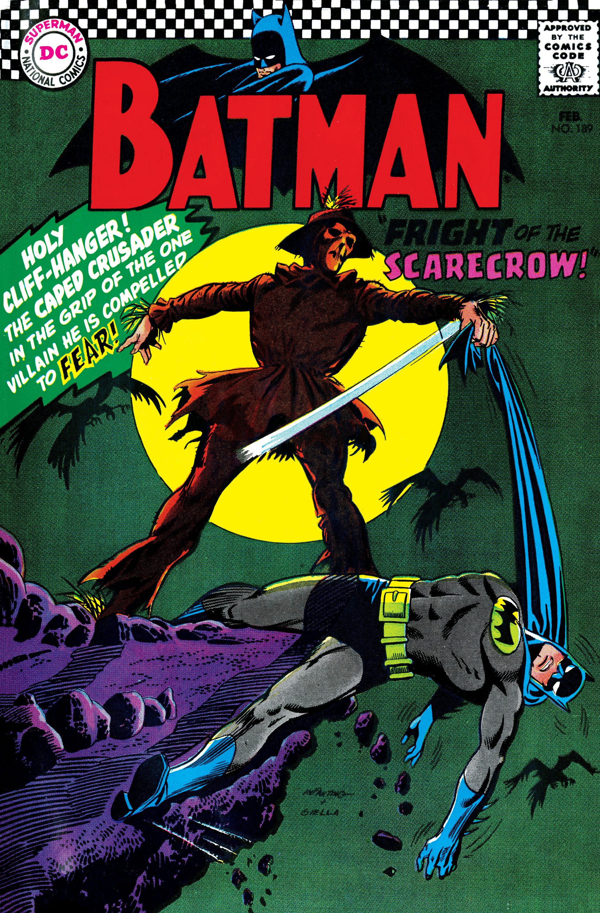 Batman (1940) 189 Page 1