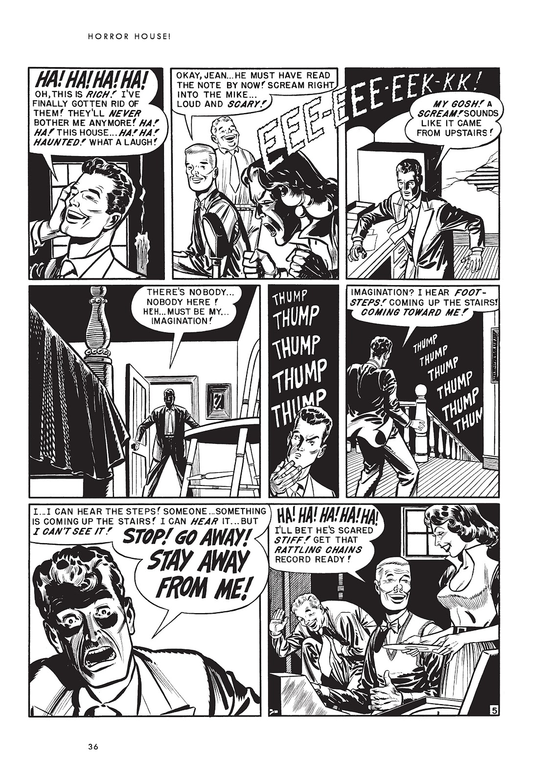 Read online Voodoo Vengeance and Other Stories comic -  Issue # TPB (Part 1) - 53