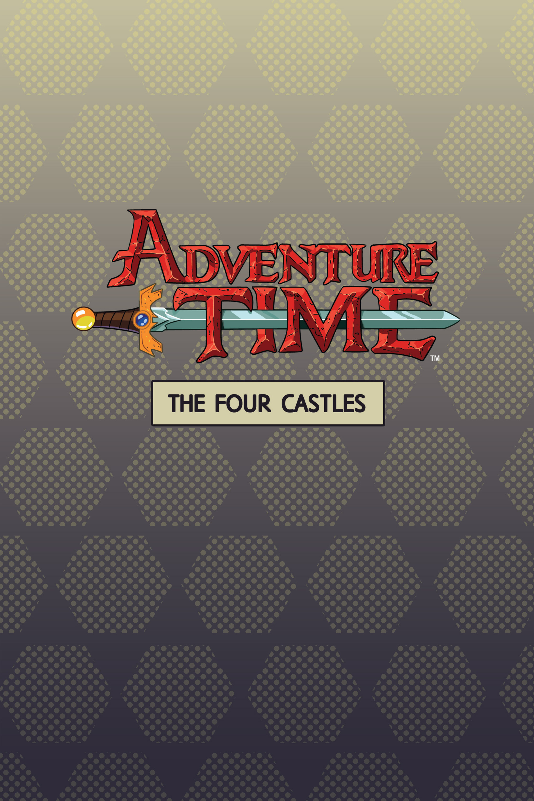 Read online Adventure Time: The Four Castles comic -  Issue #Adventure Time: The Four Castles TPB - 2