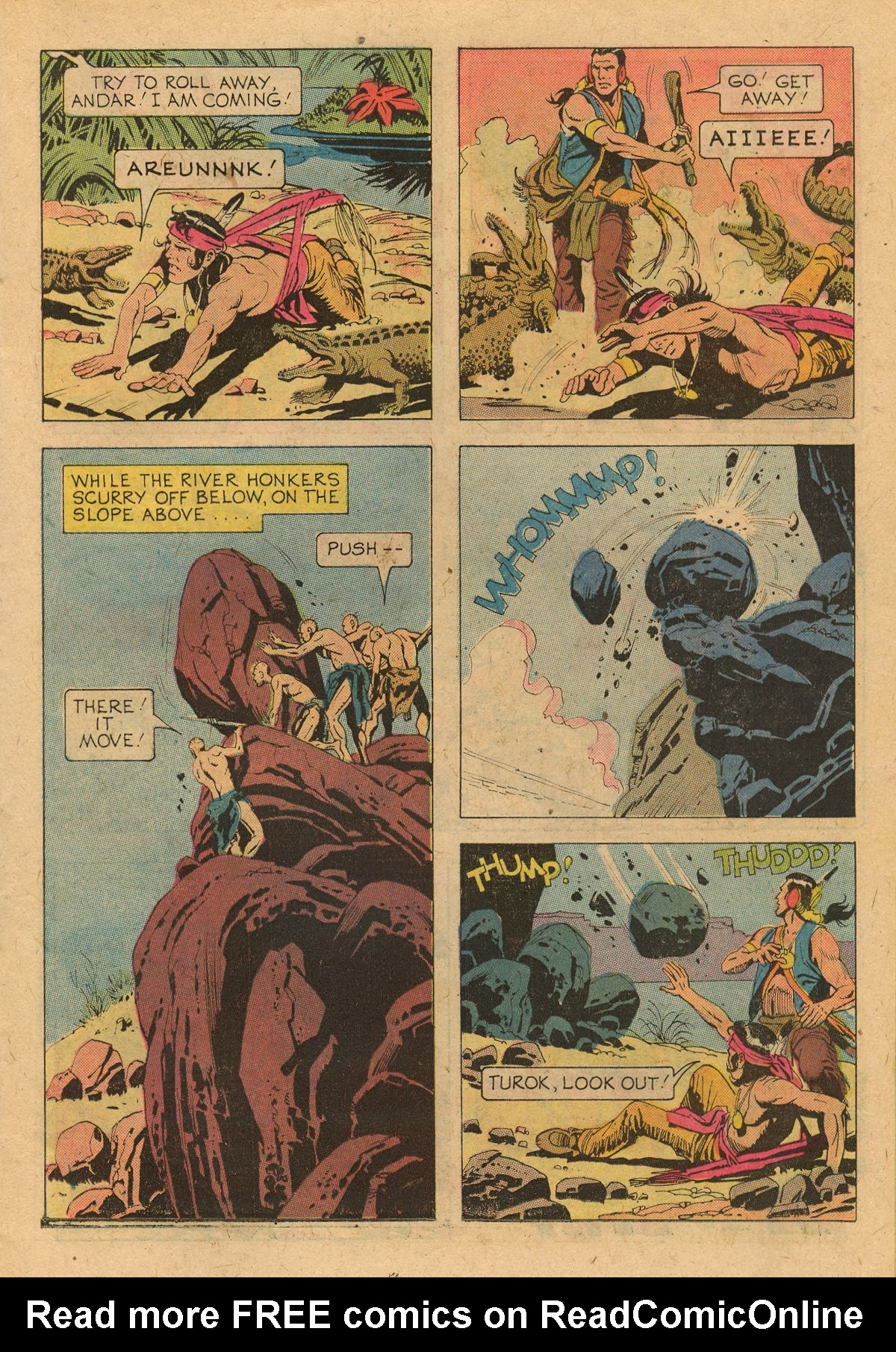 Read online Turok, Son of Stone comic -  Issue #107 - 11