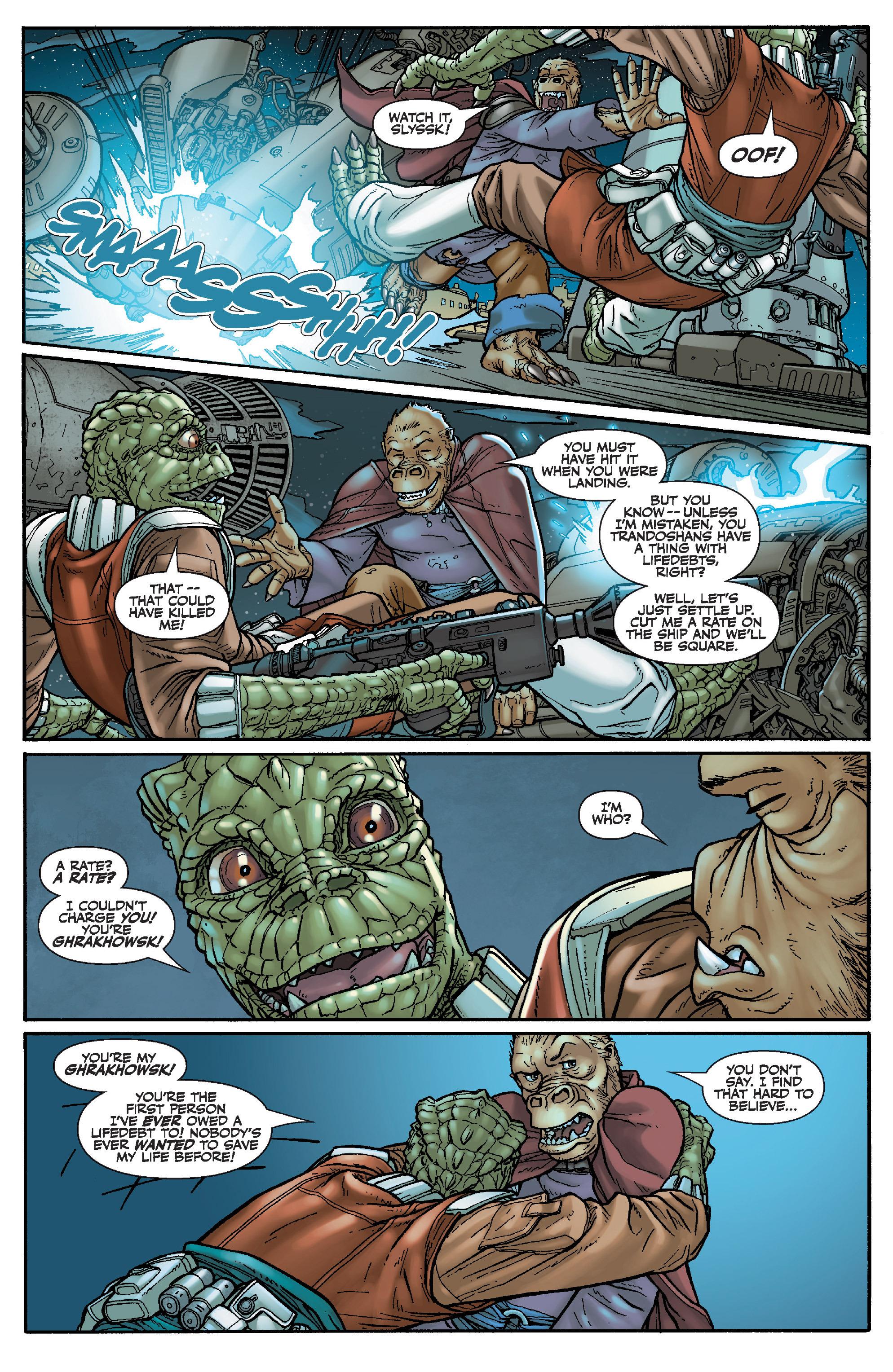 Read online Star Wars Omnibus comic -  Issue # Vol. 29 - 290