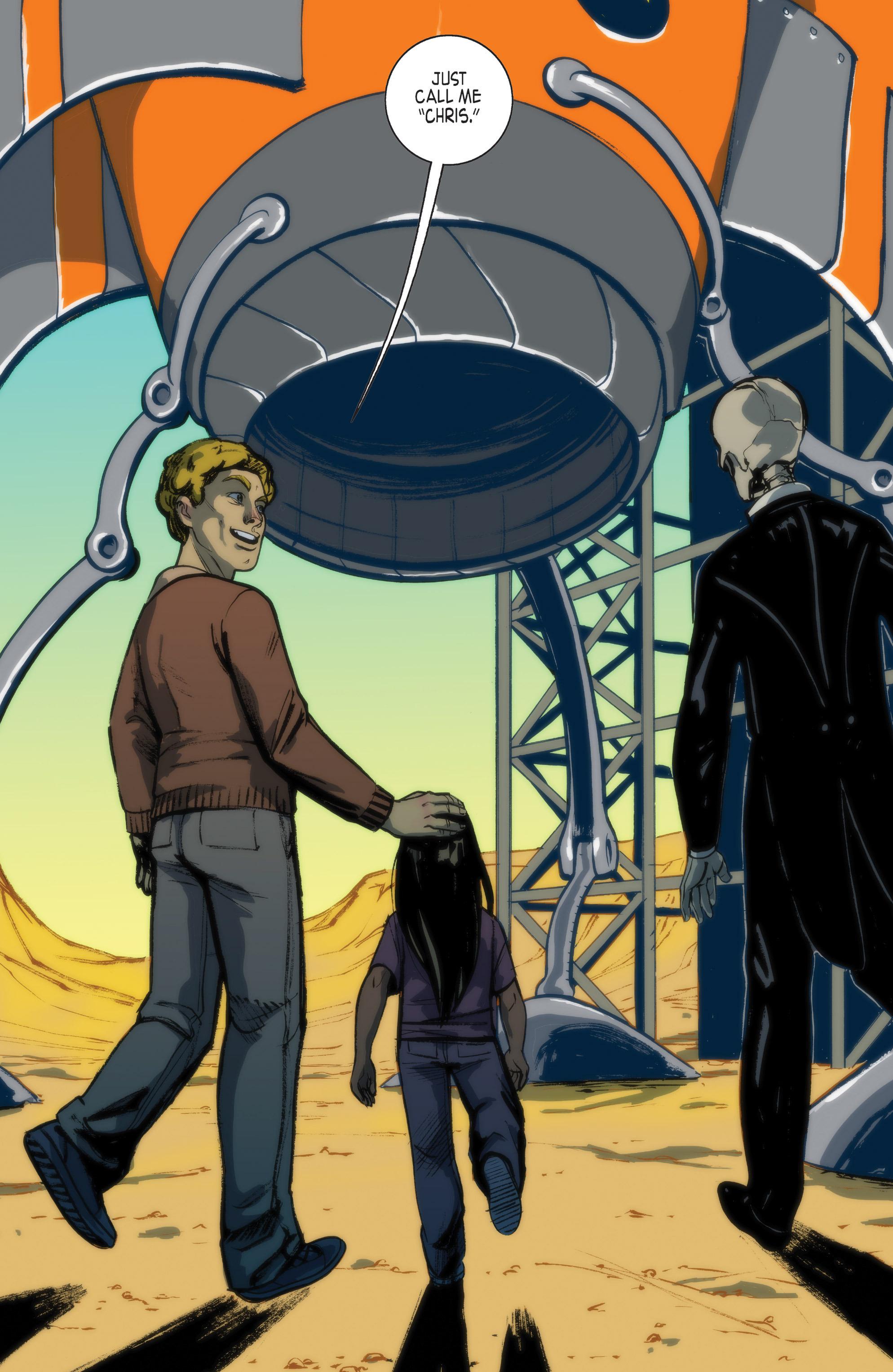 Read online Shutter comic -  Issue #12 - 4