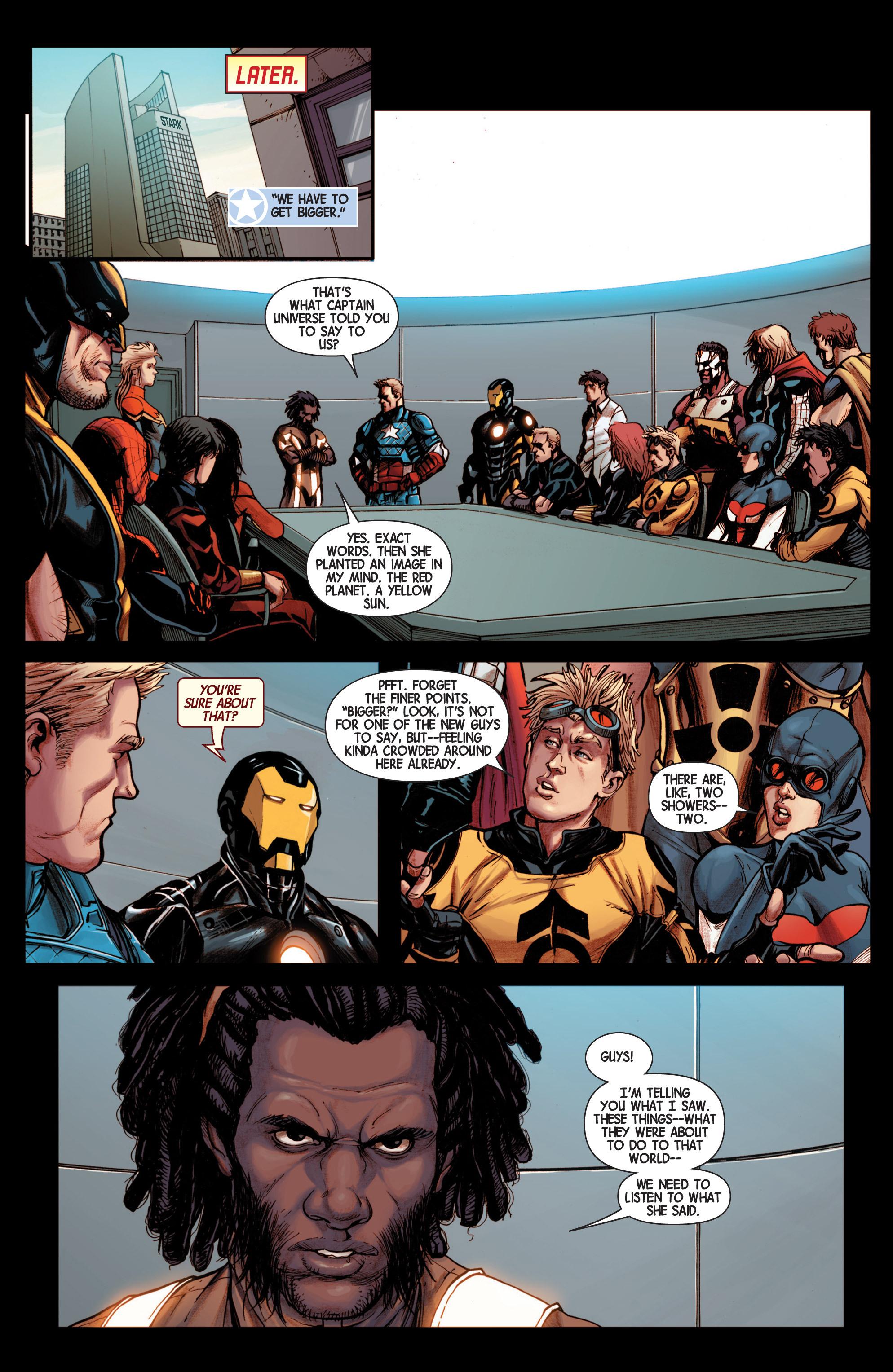 Read online Avengers (2013) comic -  Issue #Avengers (2013) _TPB 3 - 139