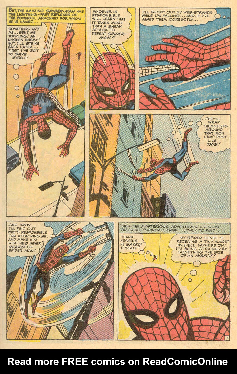 The Amazing Spider-Man (1963) _Annual_8 Page 23