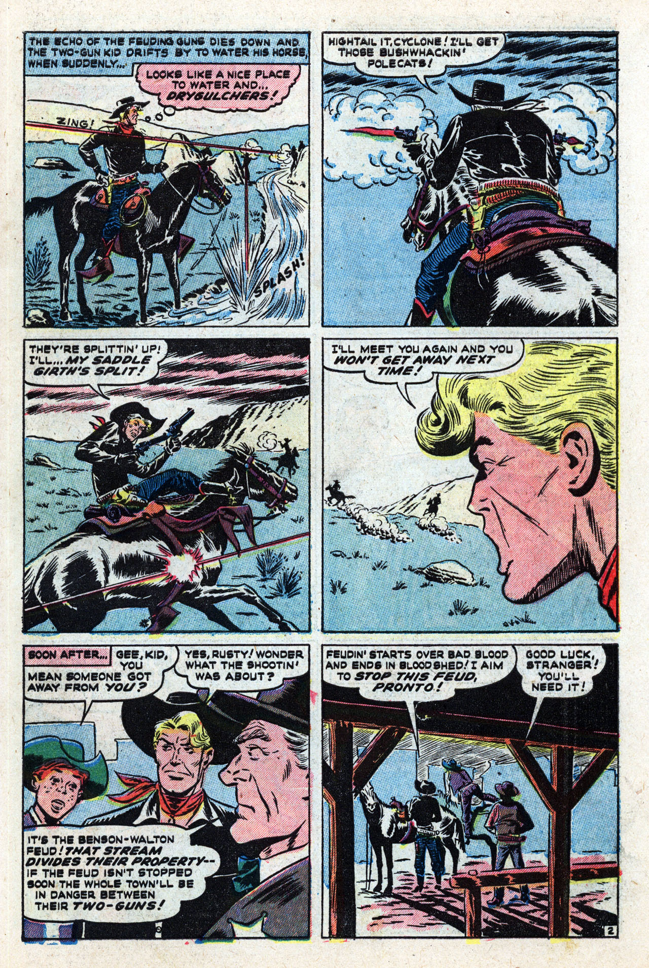 Read online Two-Gun Kid comic -  Issue #10 - 41