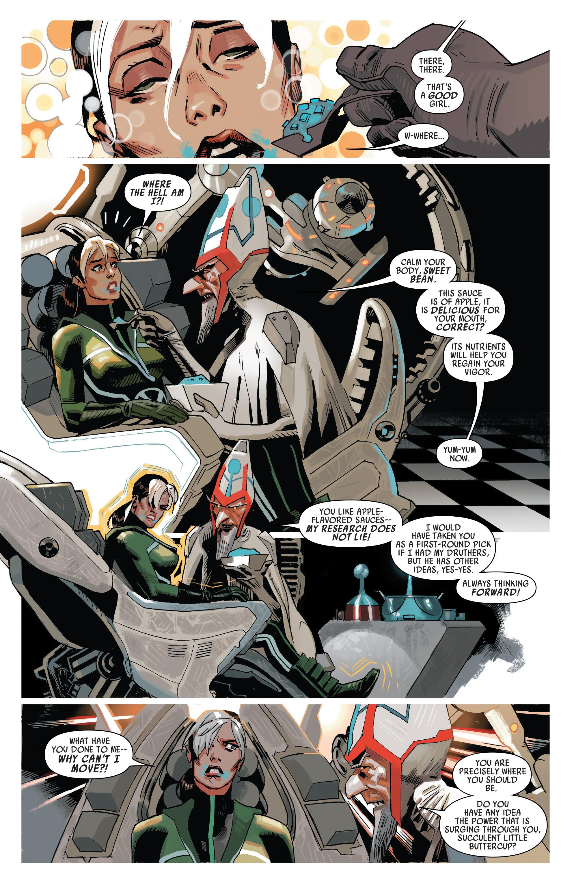 Read online Uncanny Avengers [I] comic -  Issue #1 - 17