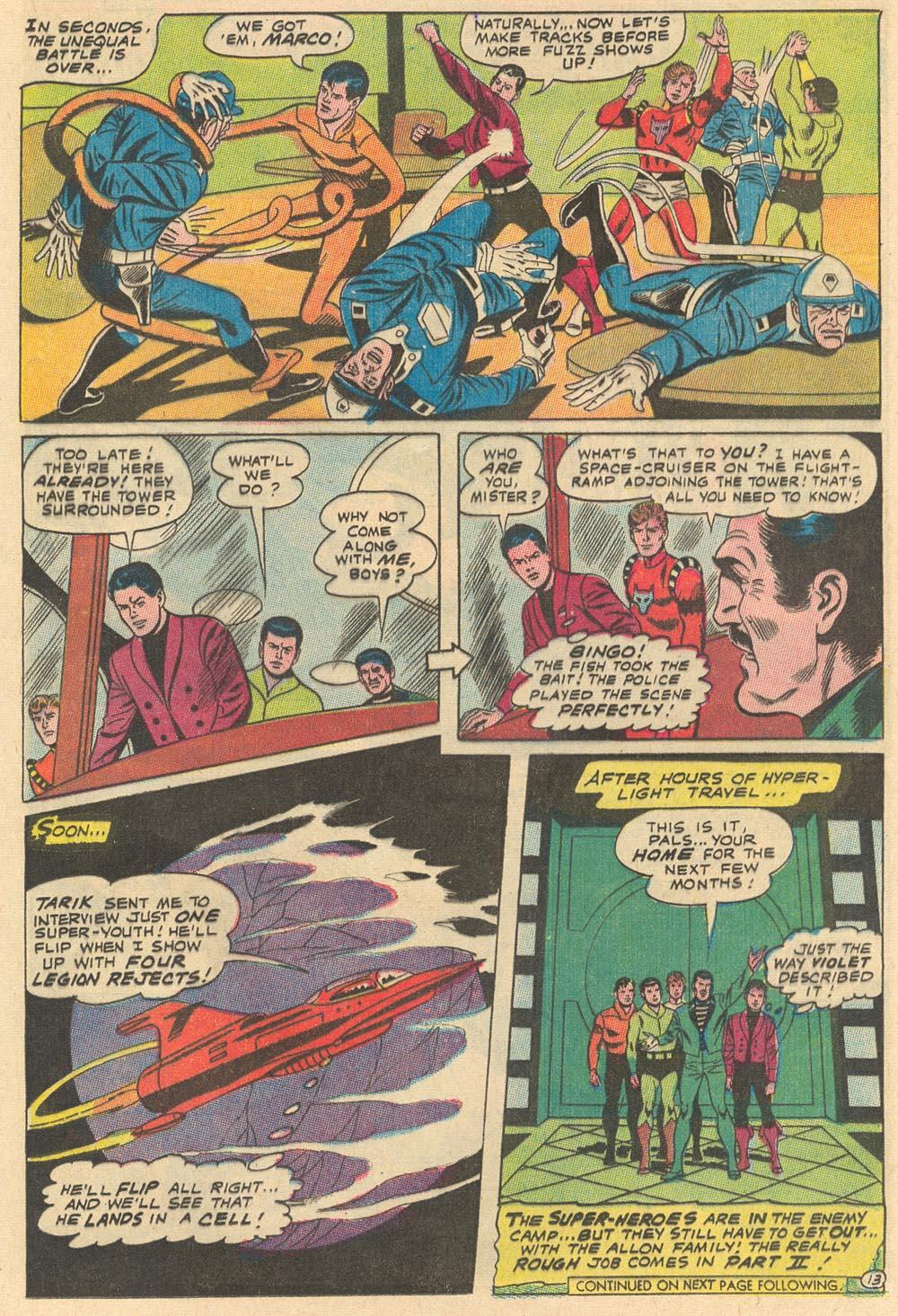 Read online Adventure Comics (1938) comic -  Issue #372 - 16