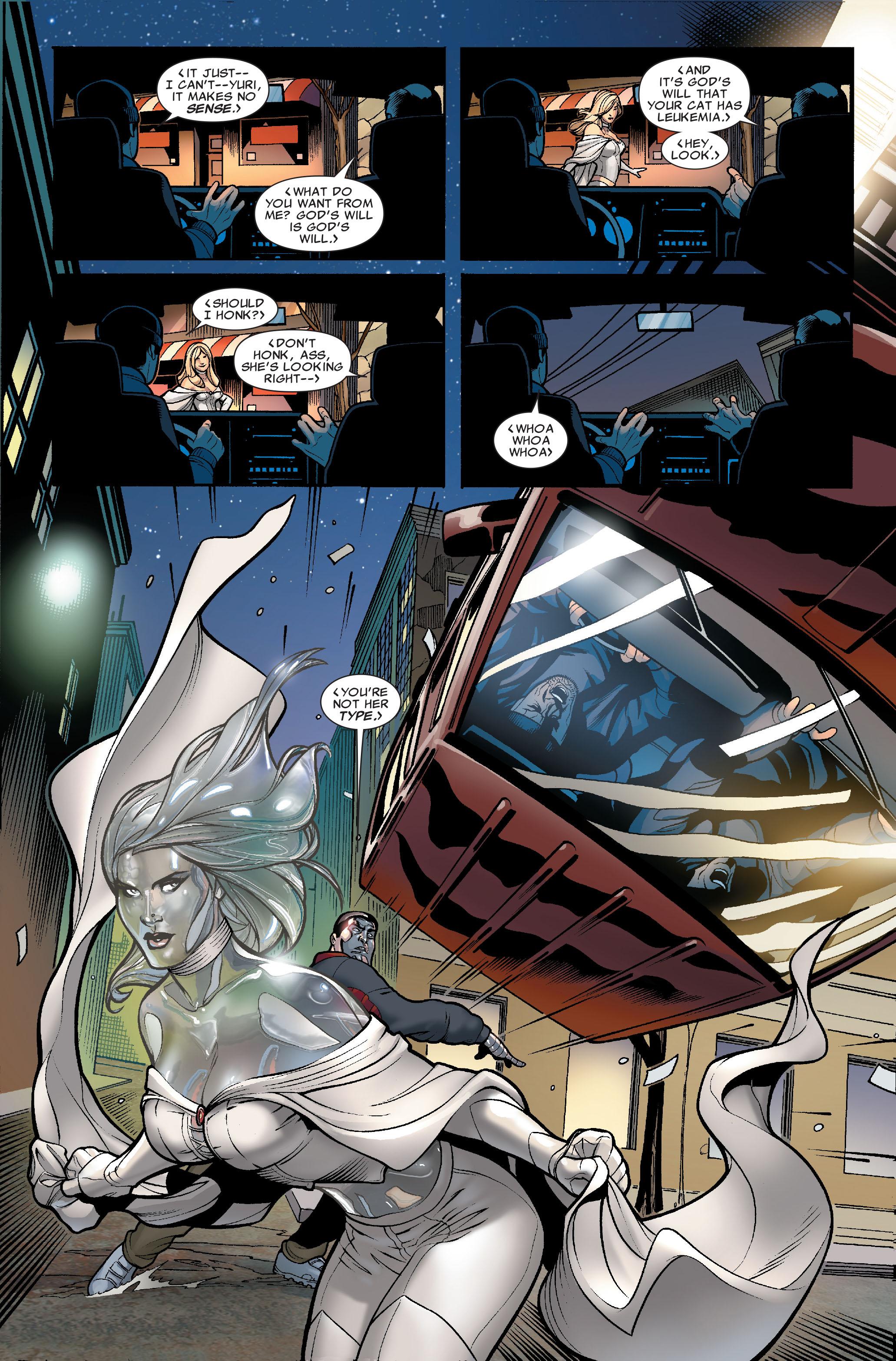 Read online Uncanny X-Men (1963) comic -  Issue #507 - 5
