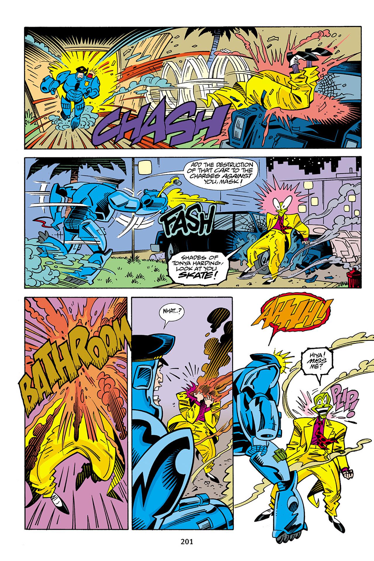 Read online Adventures Of The Mask Omnibus comic -  Issue #Adventures Of The Mask Omnibus Full - 200