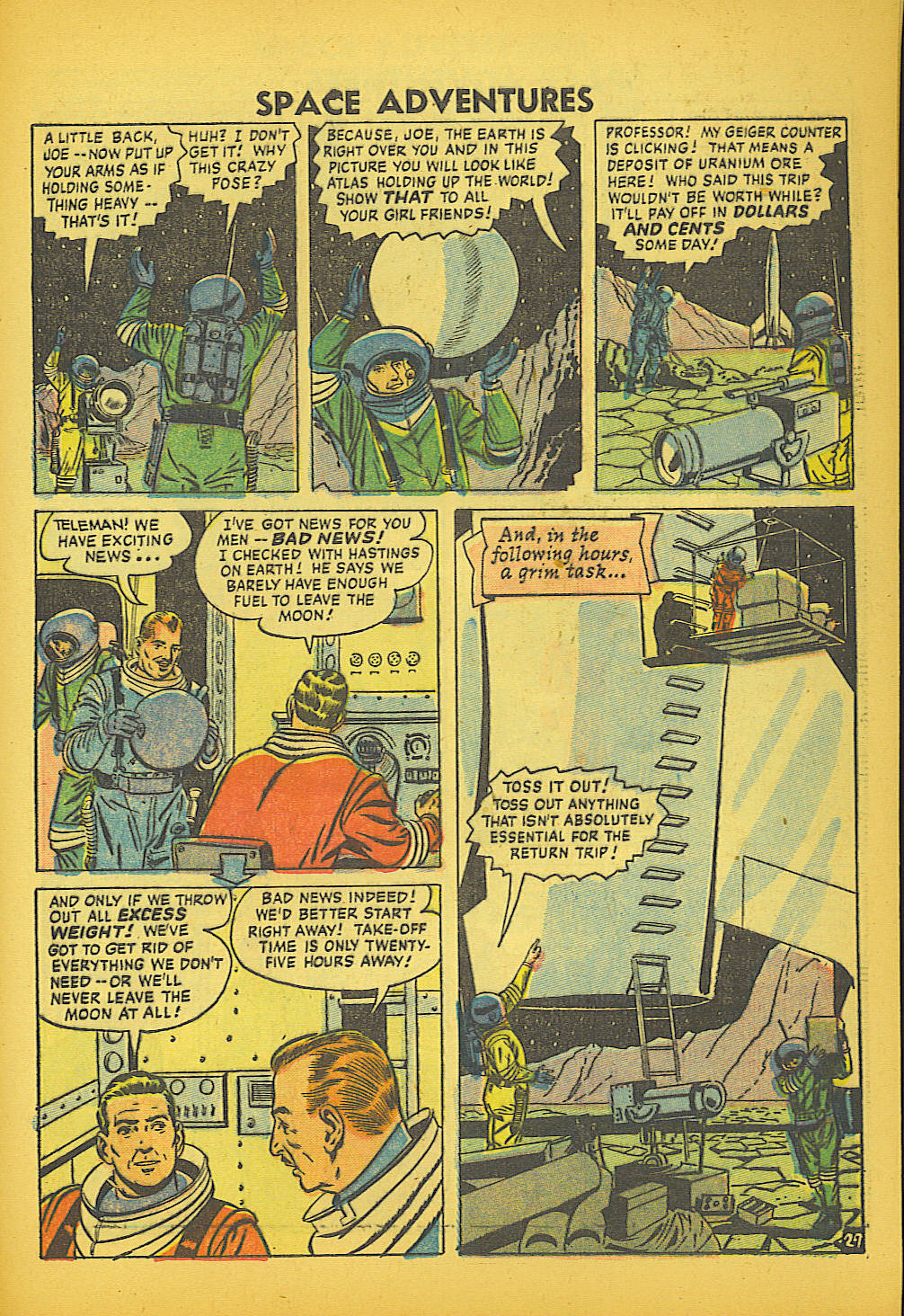 Space Adventures (1952) issue 20 - Page 29
