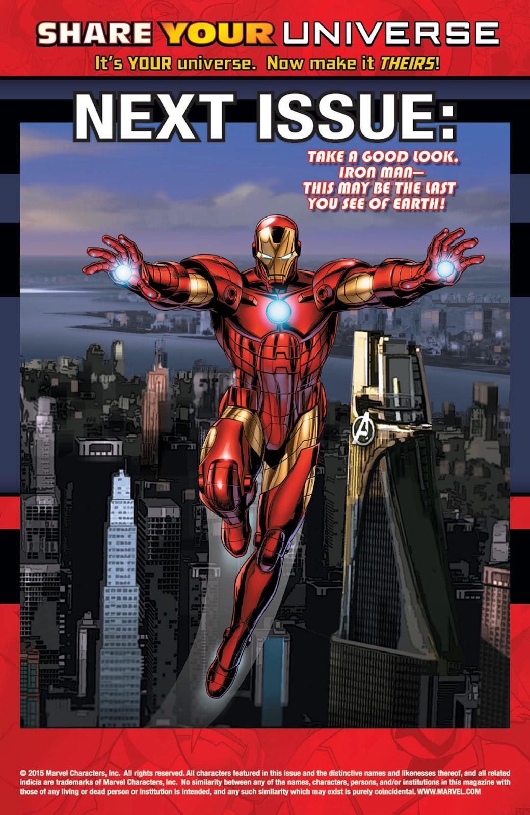 Read online Marvel Universe Avengers Assemble Season 2 comic -  Issue #14 - 30