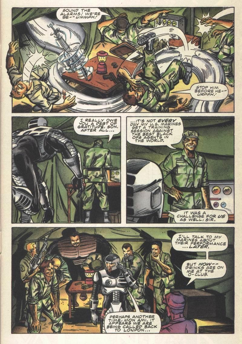 Read online Secret Weapons comic -  Issue #14 - 7