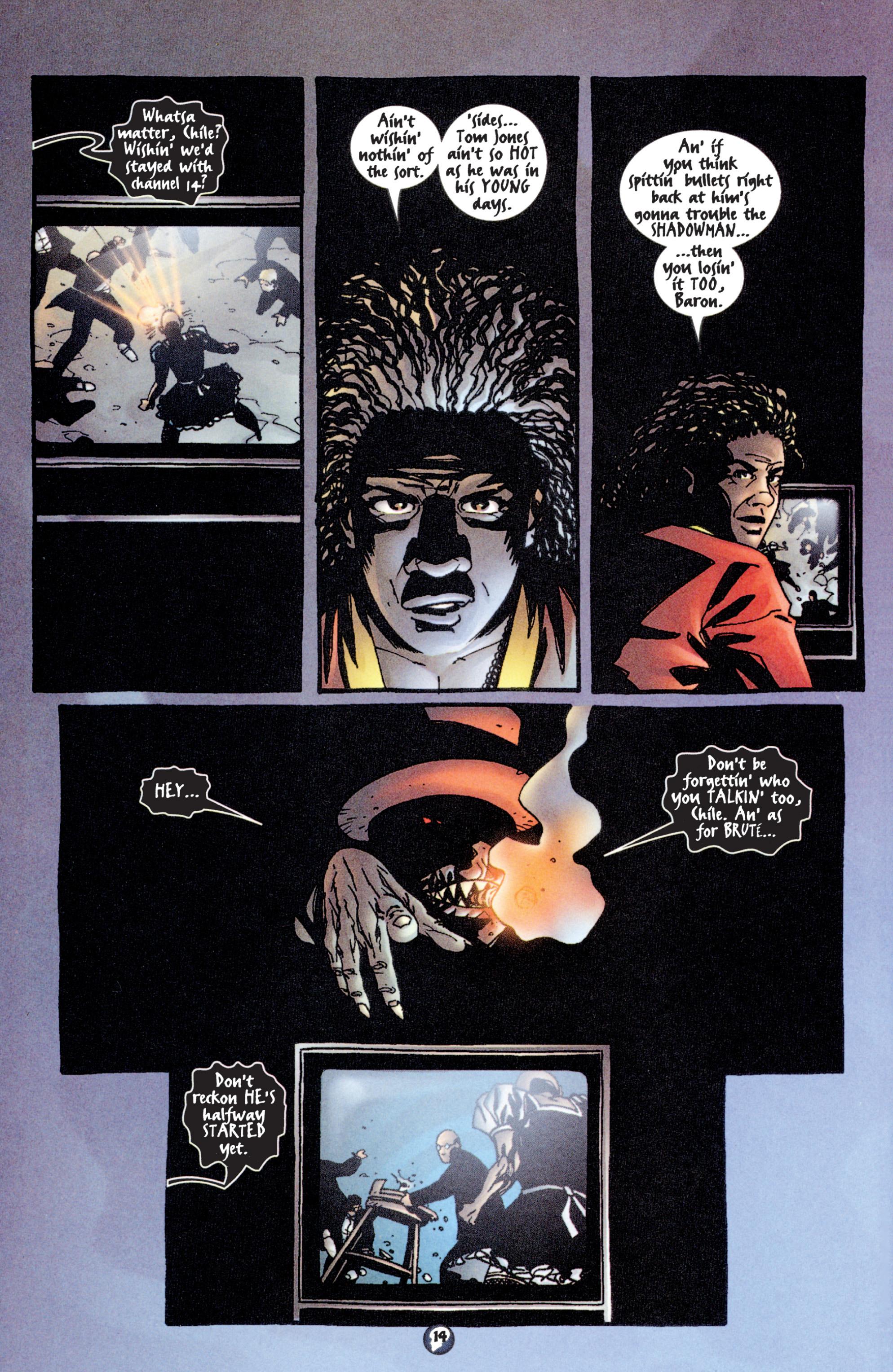 Read online Shadowman (1997) comic -  Issue #14 - 12
