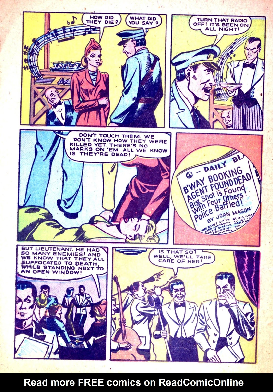 The Blue Beetle issue 31 - Page 28