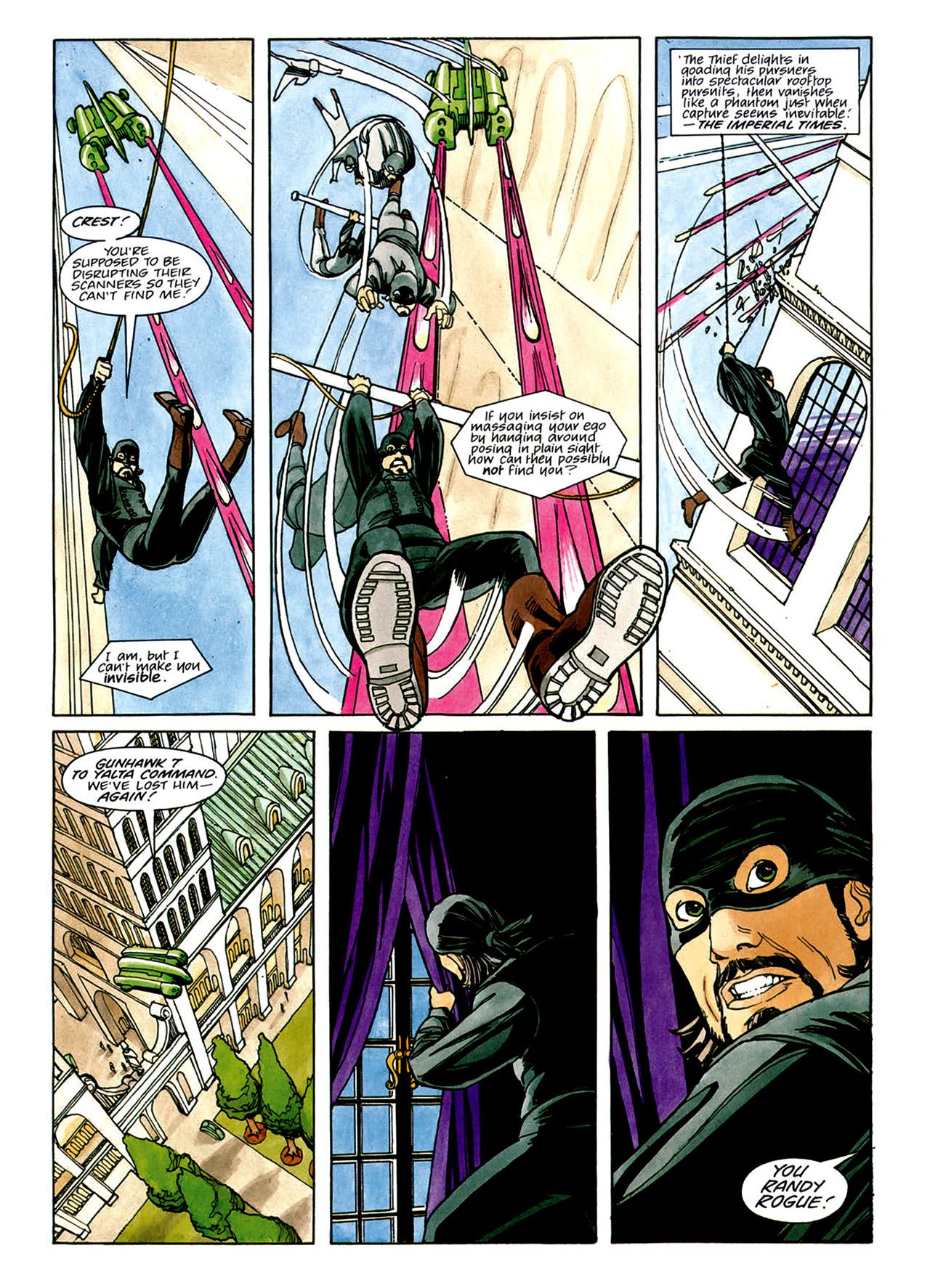 Read online Nikolai Dante comic -  Issue # TPB 1 - 109
