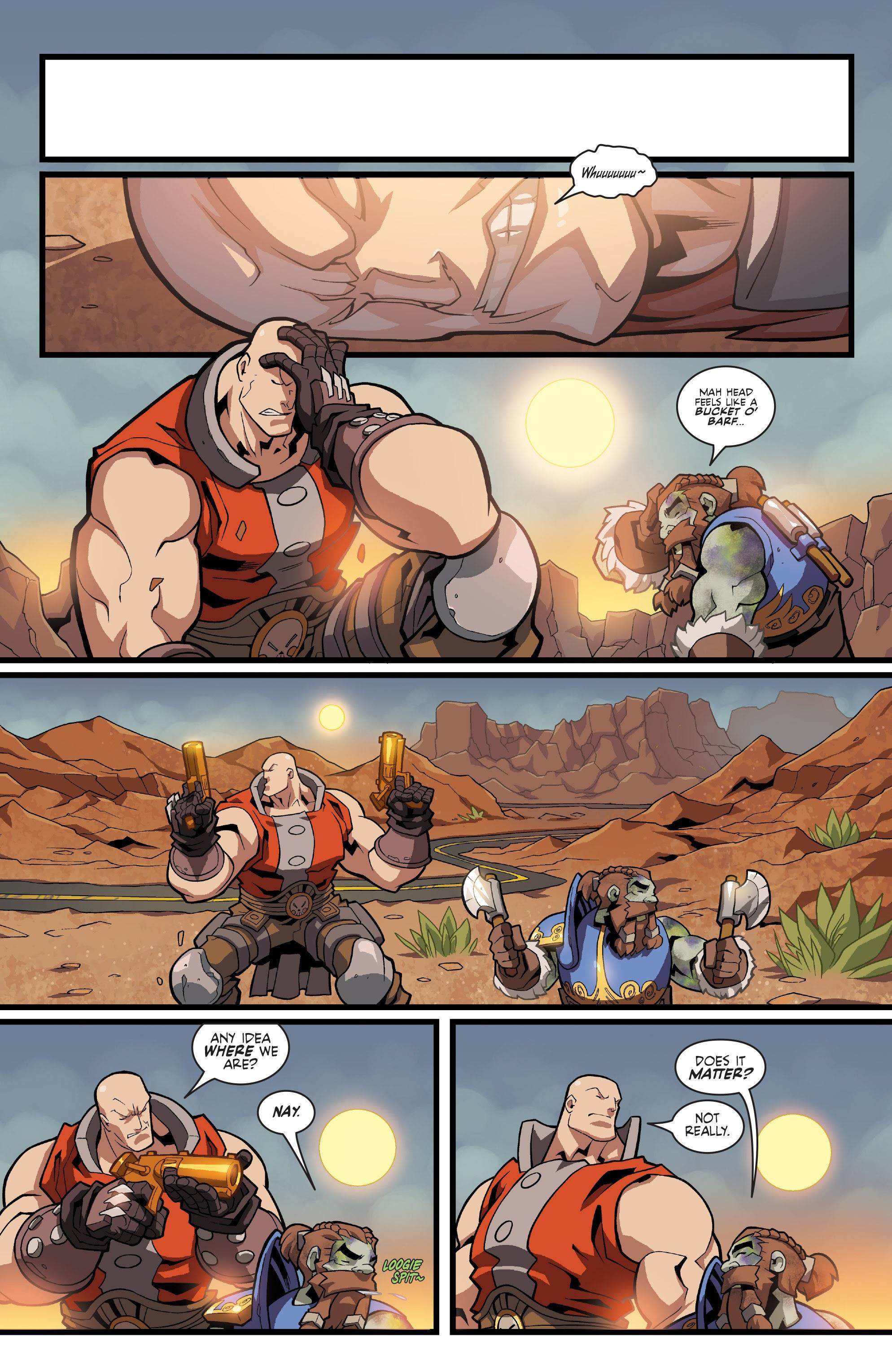 Read online Skullkickers comic -  Issue #100 - 19