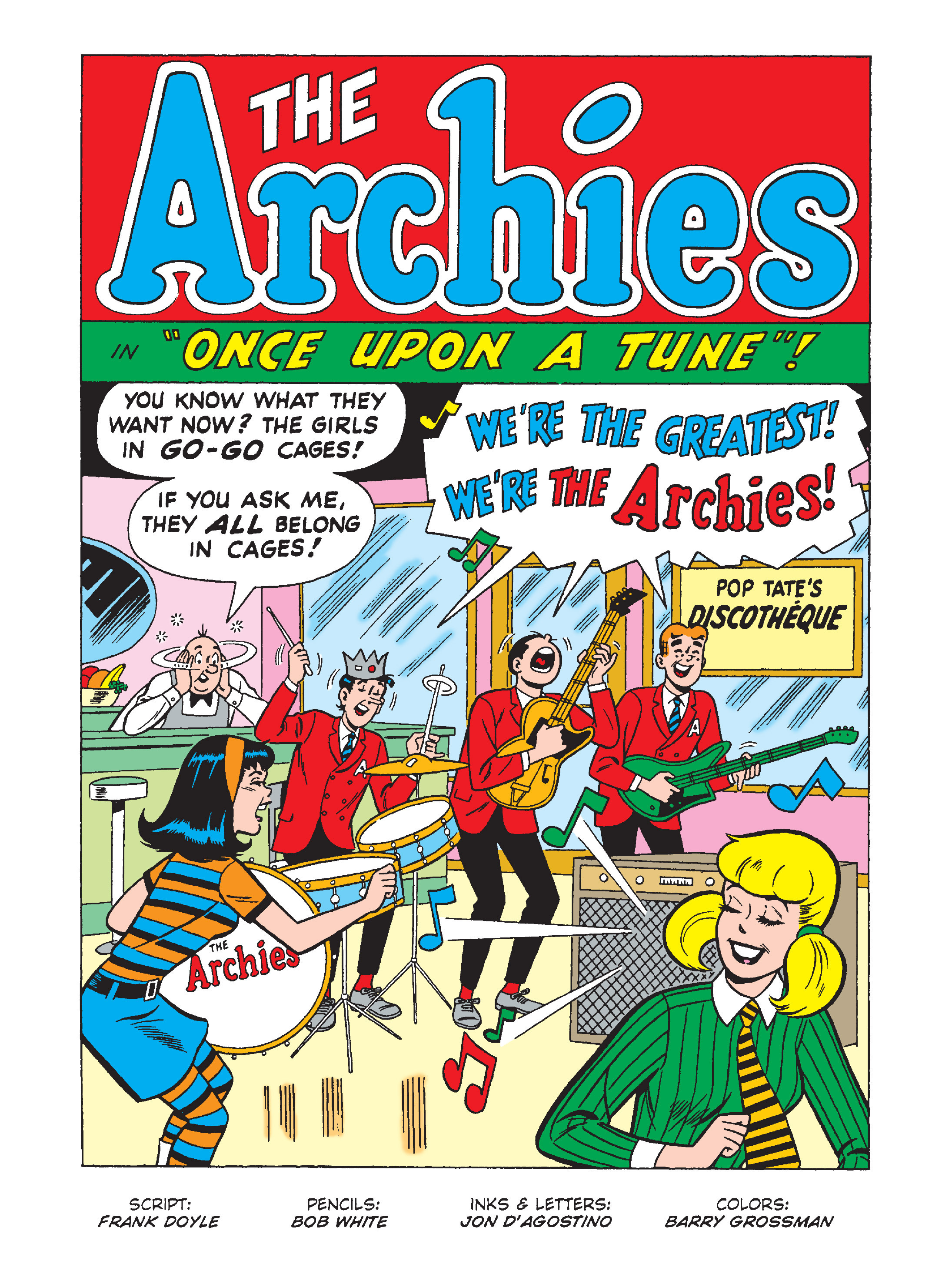 Read online Archie 75th Anniversary Digest comic -  Issue #1 - 15