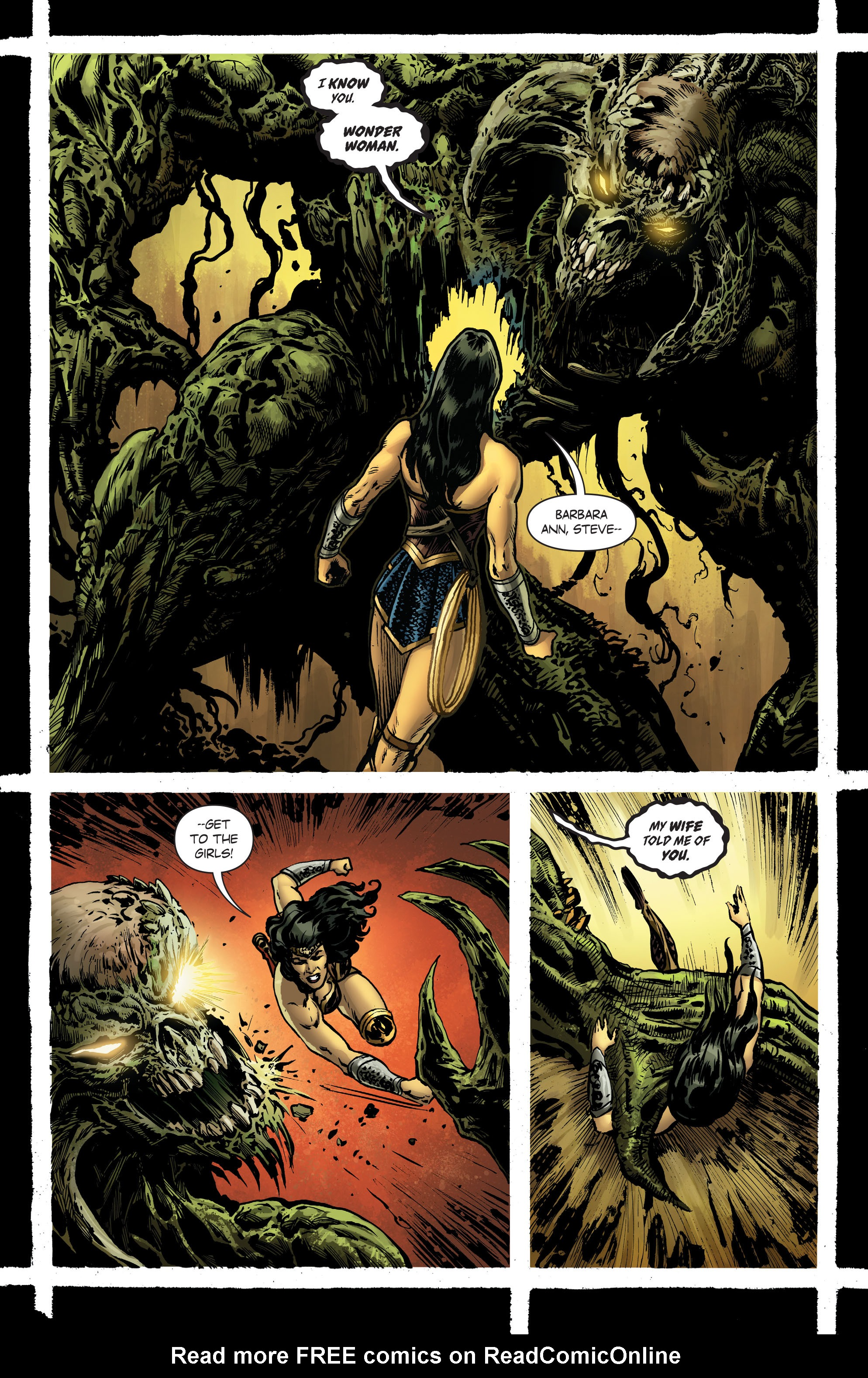 Read online Wonder Woman (2016) comic -  Issue #7 - 17