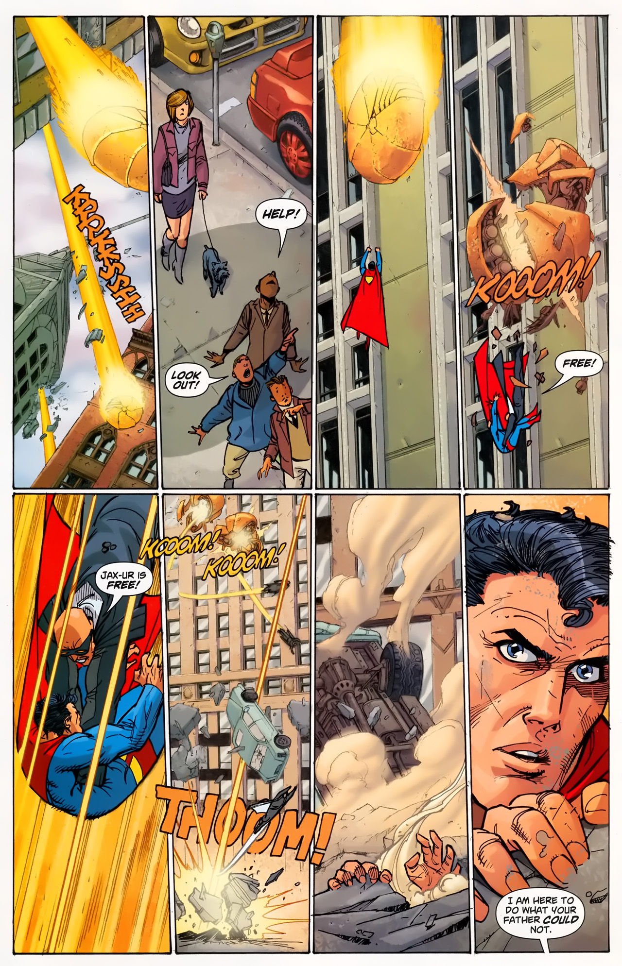 Read online Action Comics (1938) comic -  Issue #846 - 16