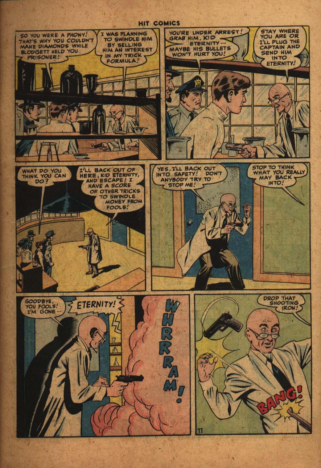 Read online Hit Comics comic -  Issue #47 - 12