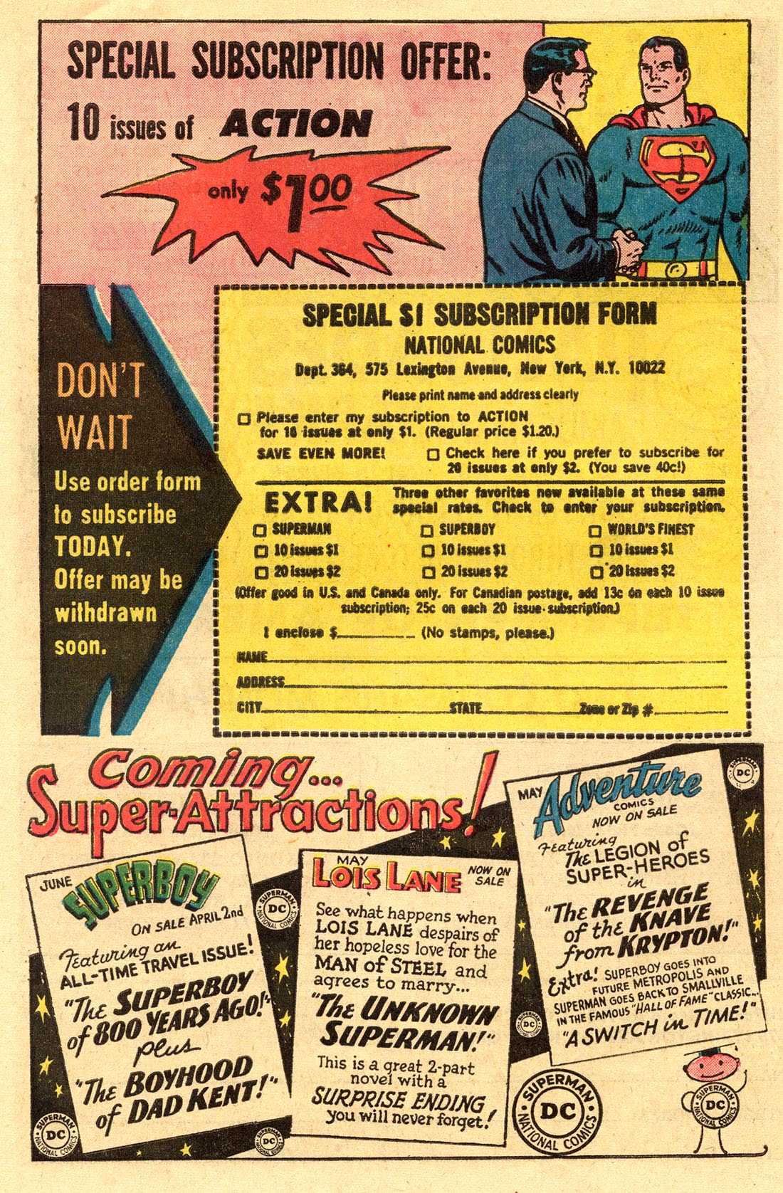 Read online Action Comics (1938) comic -  Issue #312 - 20