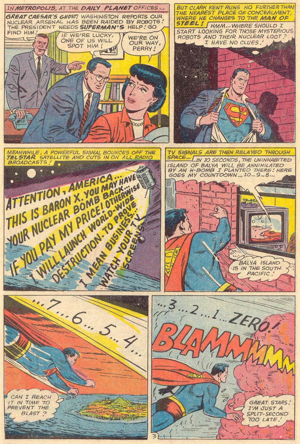 Read online Action Comics (1938) comic -  Issue #341 - 5