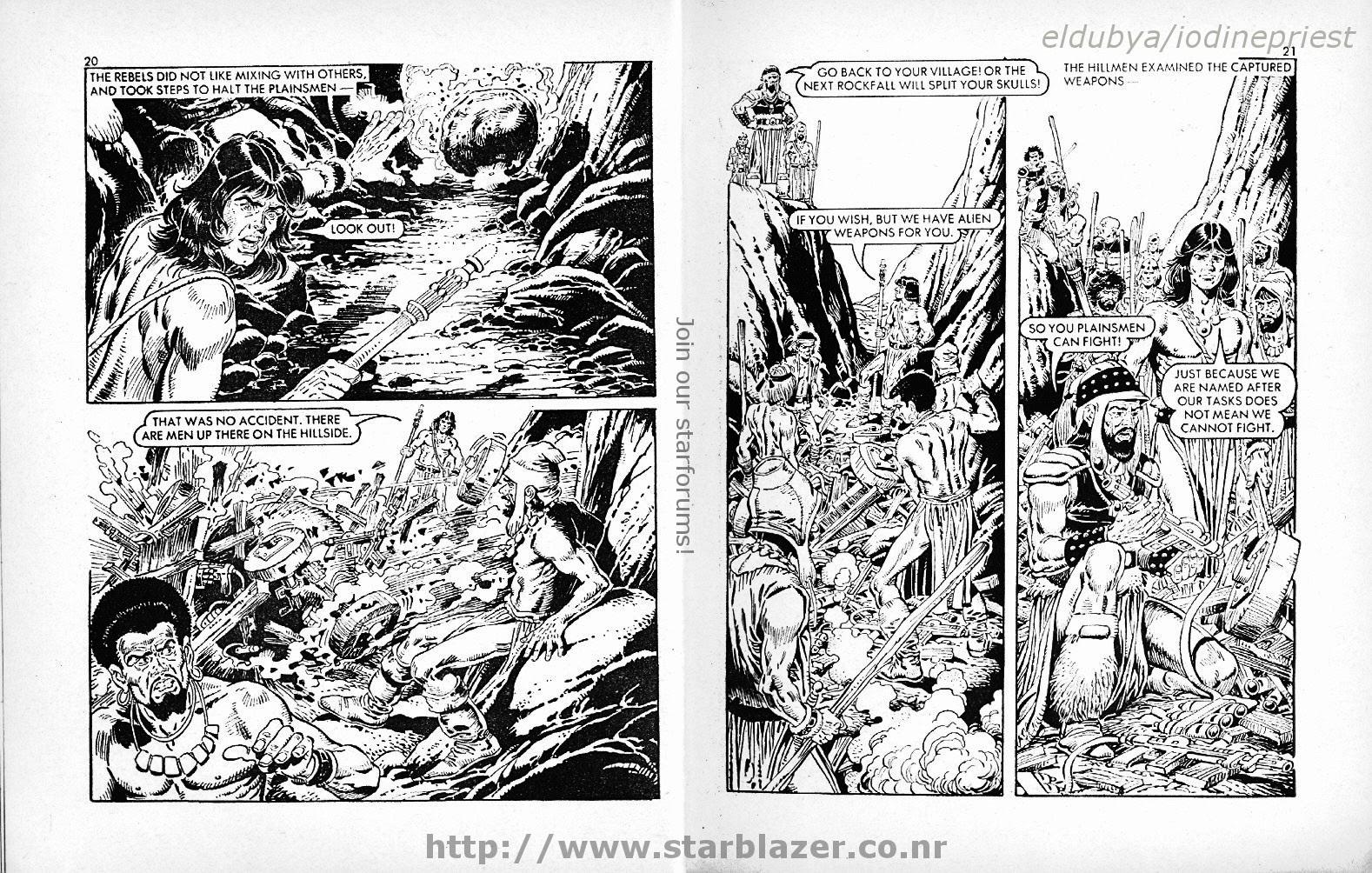 Starblazer issue 118 - Page 12