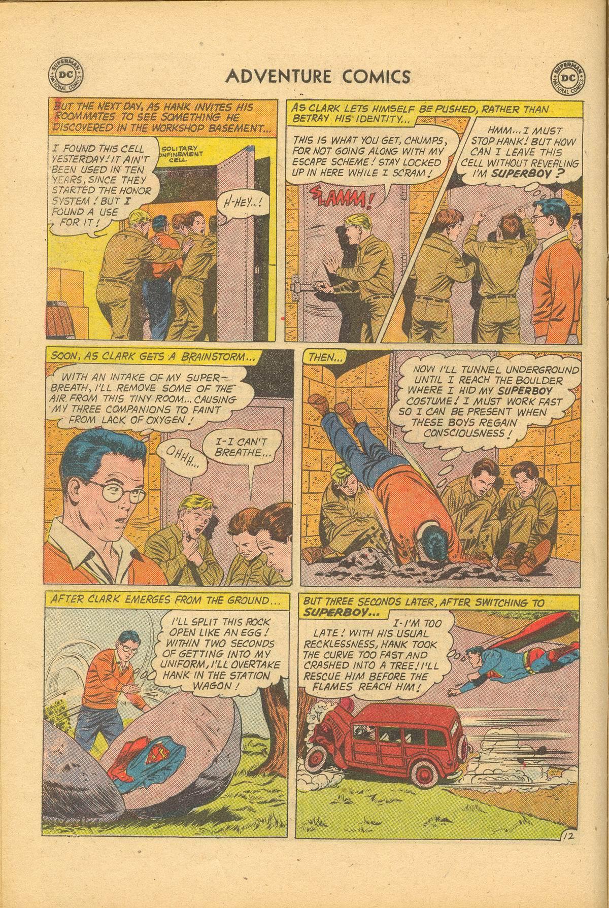 Read online Adventure Comics (1938) comic -  Issue #284 - 14