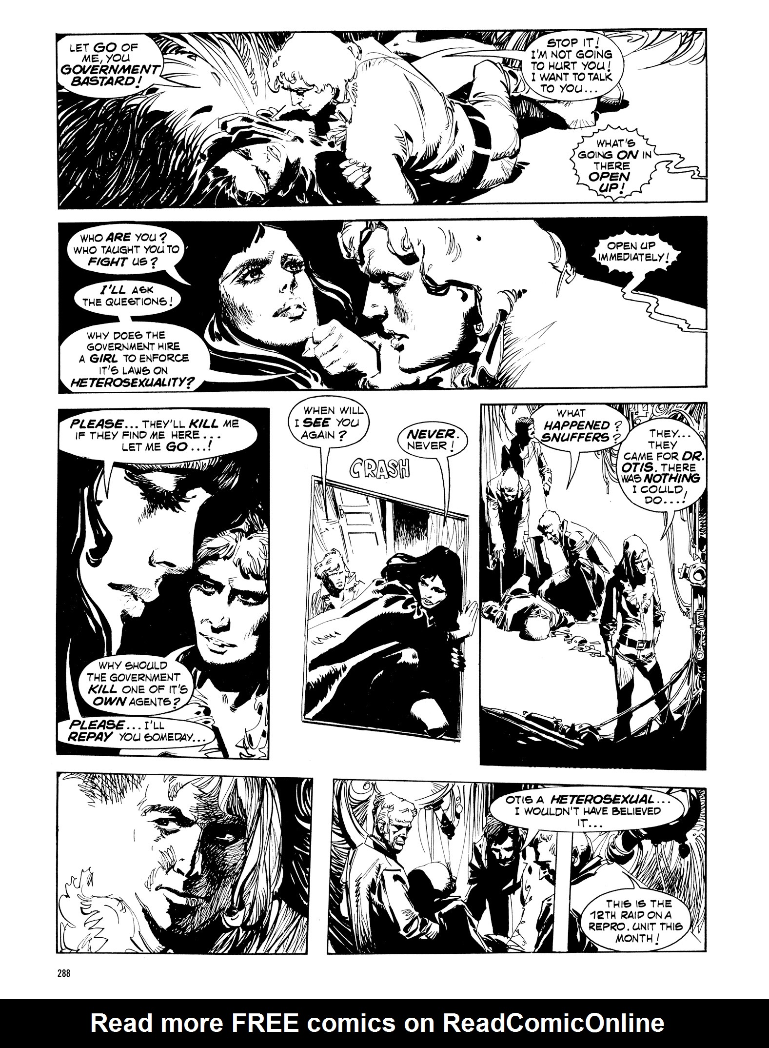 Read online Eerie Archives comic -  Issue # TPB 16 - 289