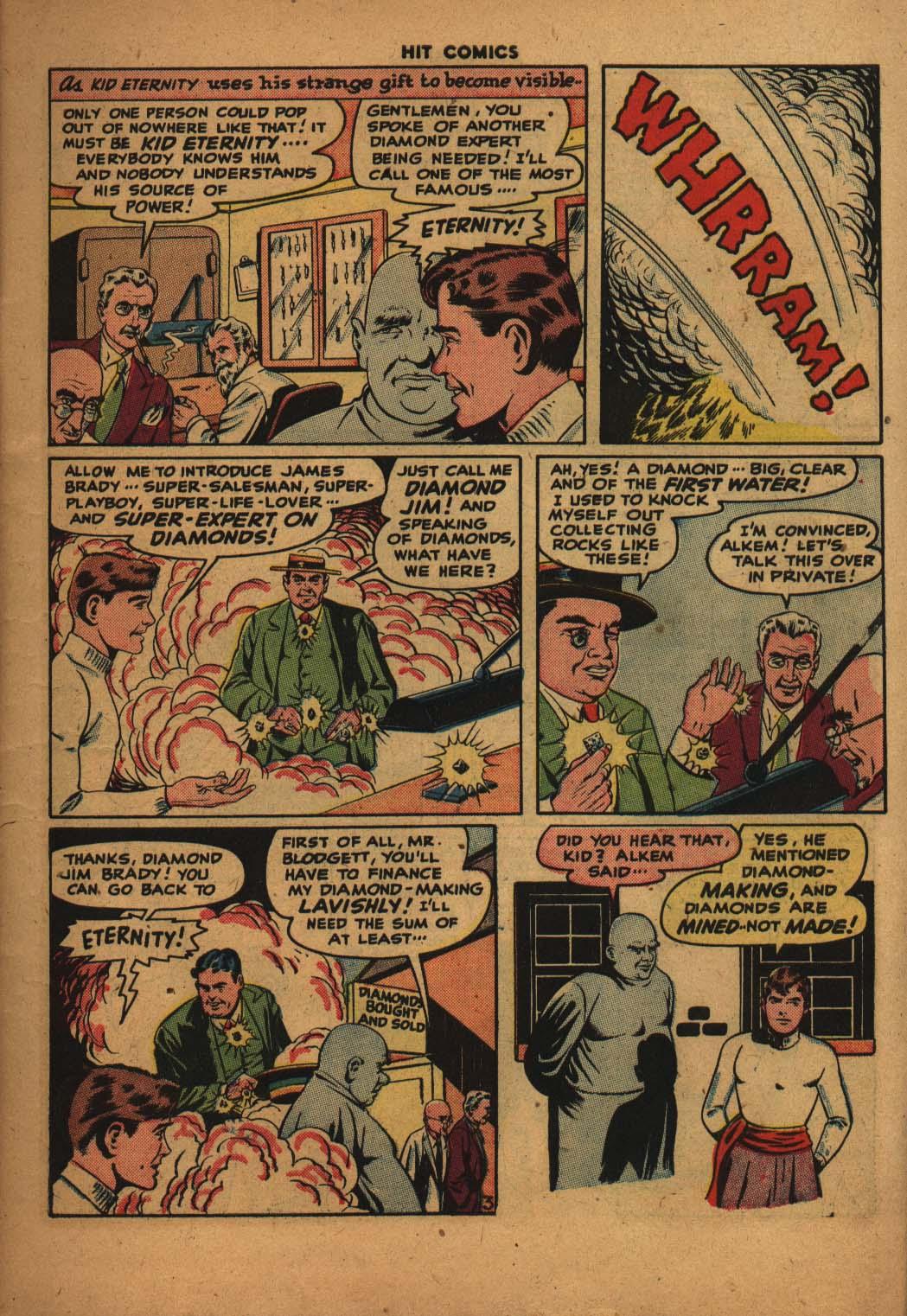 Read online Hit Comics comic -  Issue #47 - 4