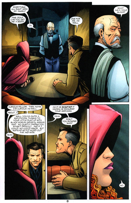 Read online Fallen Angel (2003) comic -  Issue #2 - 9