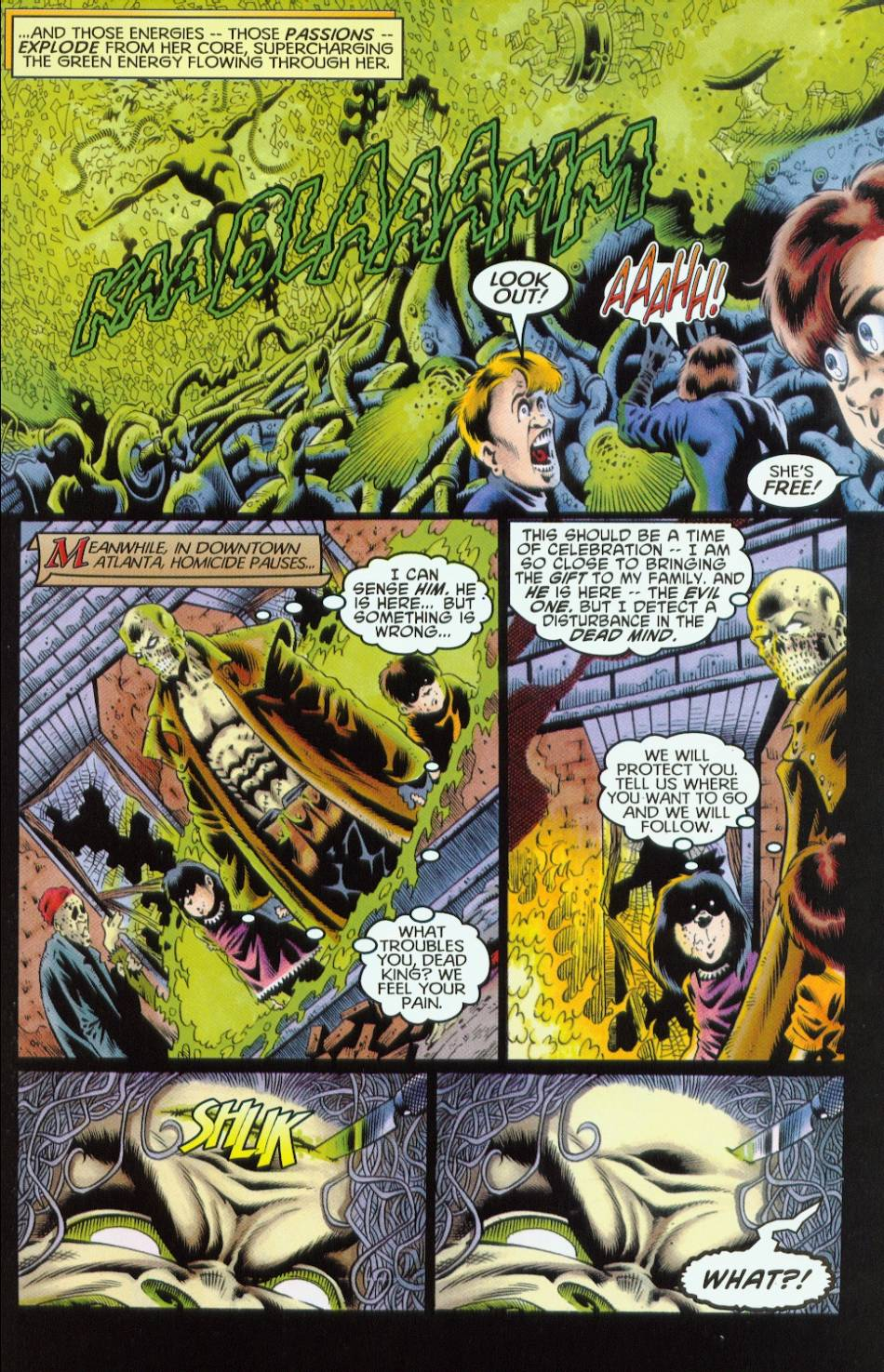 Evil Ernie: Destroyer issue 5 - Page 7