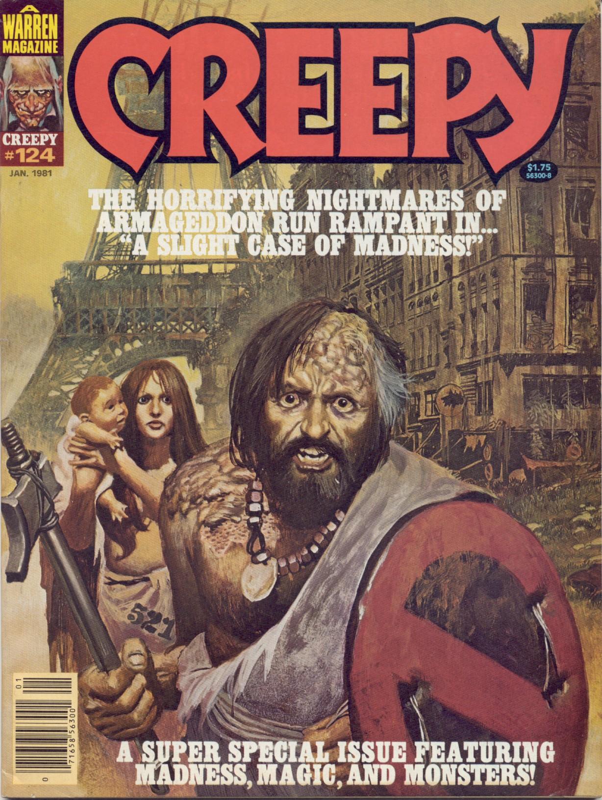 Creepy (1964) 124 Page 1