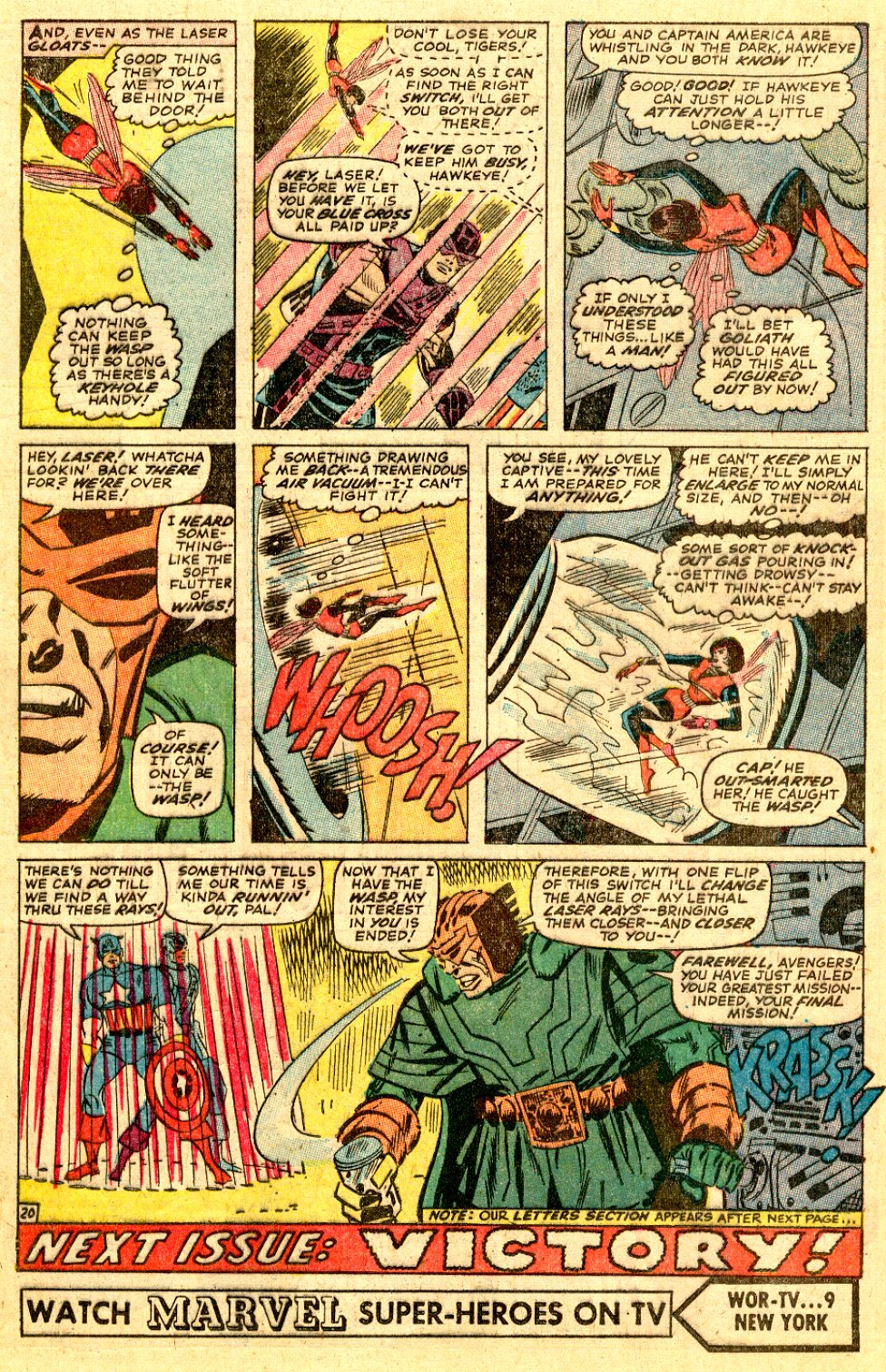 The Avengers (1963) 34 Page 20
