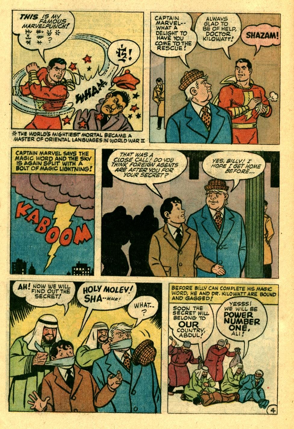 Read online Shazam! (1973) comic -  Issue #3 - 13