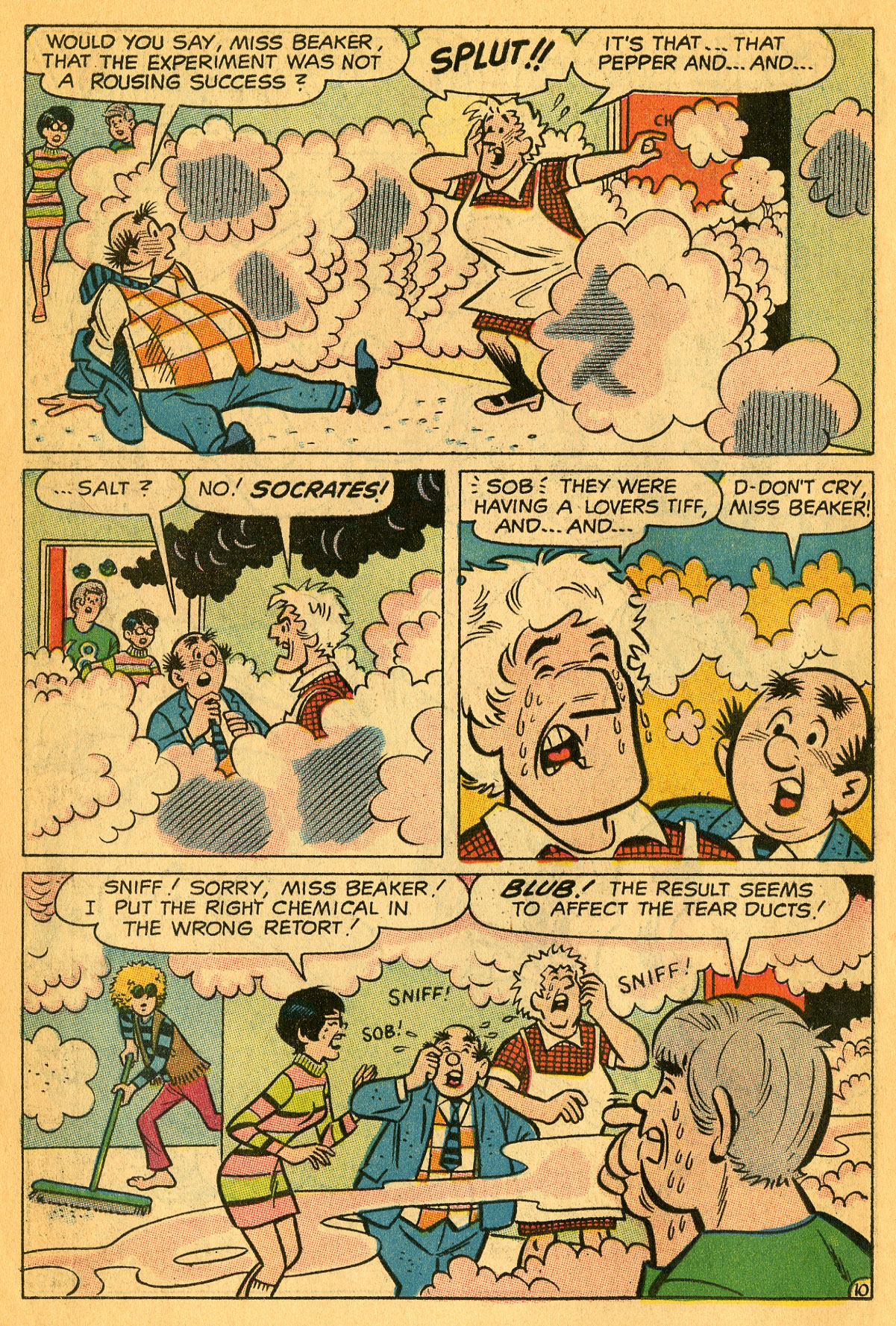 Read online She's Josie comic -  Issue #40 - 14