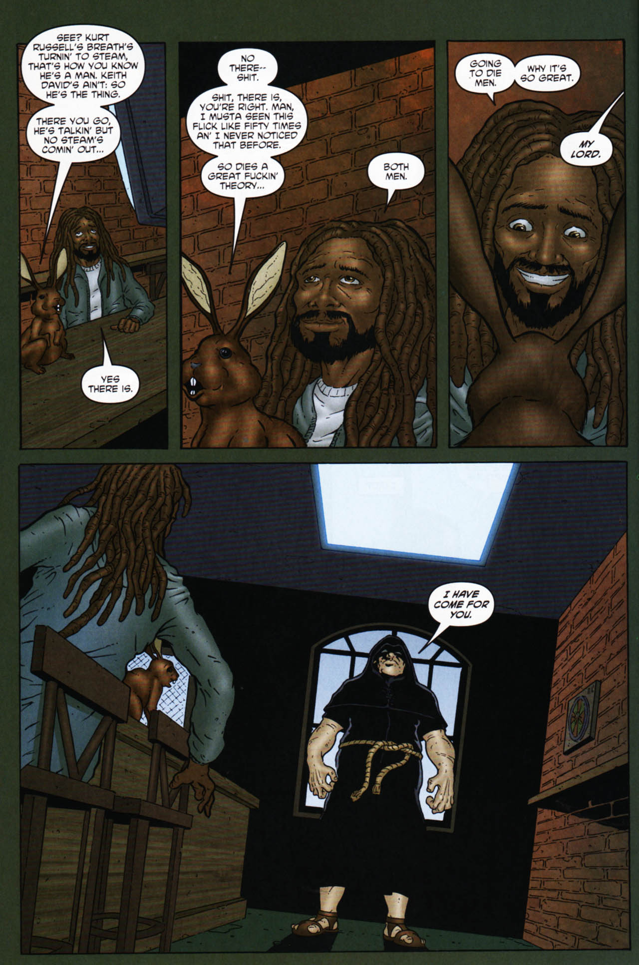 Read online Chronicles of Wormwood: The Last Enemy comic -  Issue # Full - 22