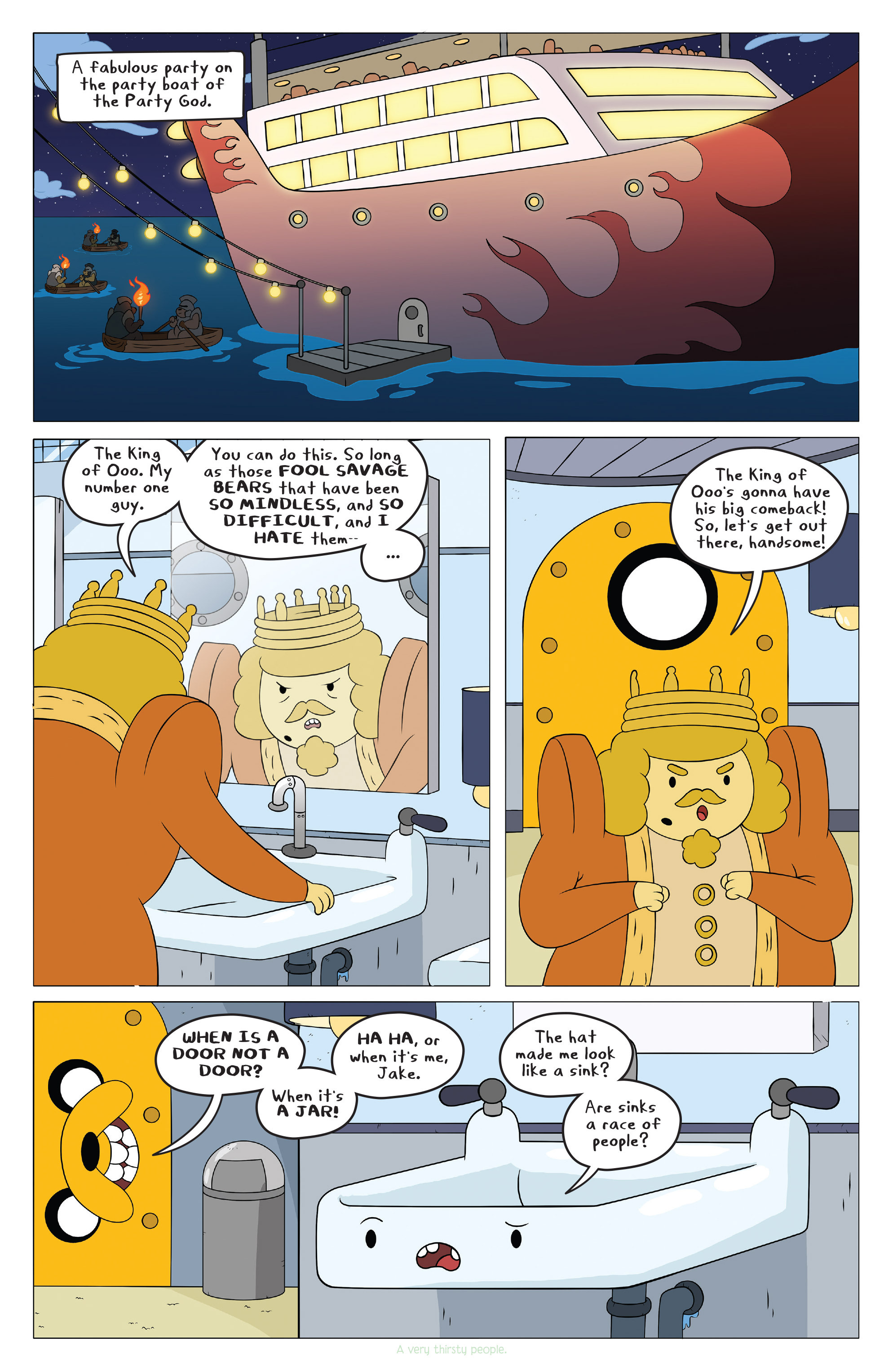 Adventure Time 44 Page 2
