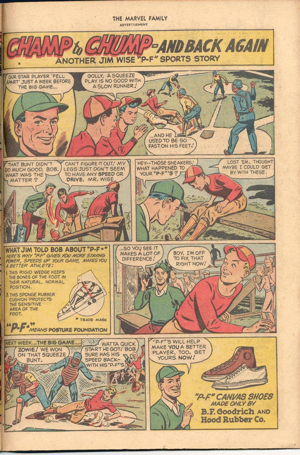 The Marvel Family issue 38 - Page 33