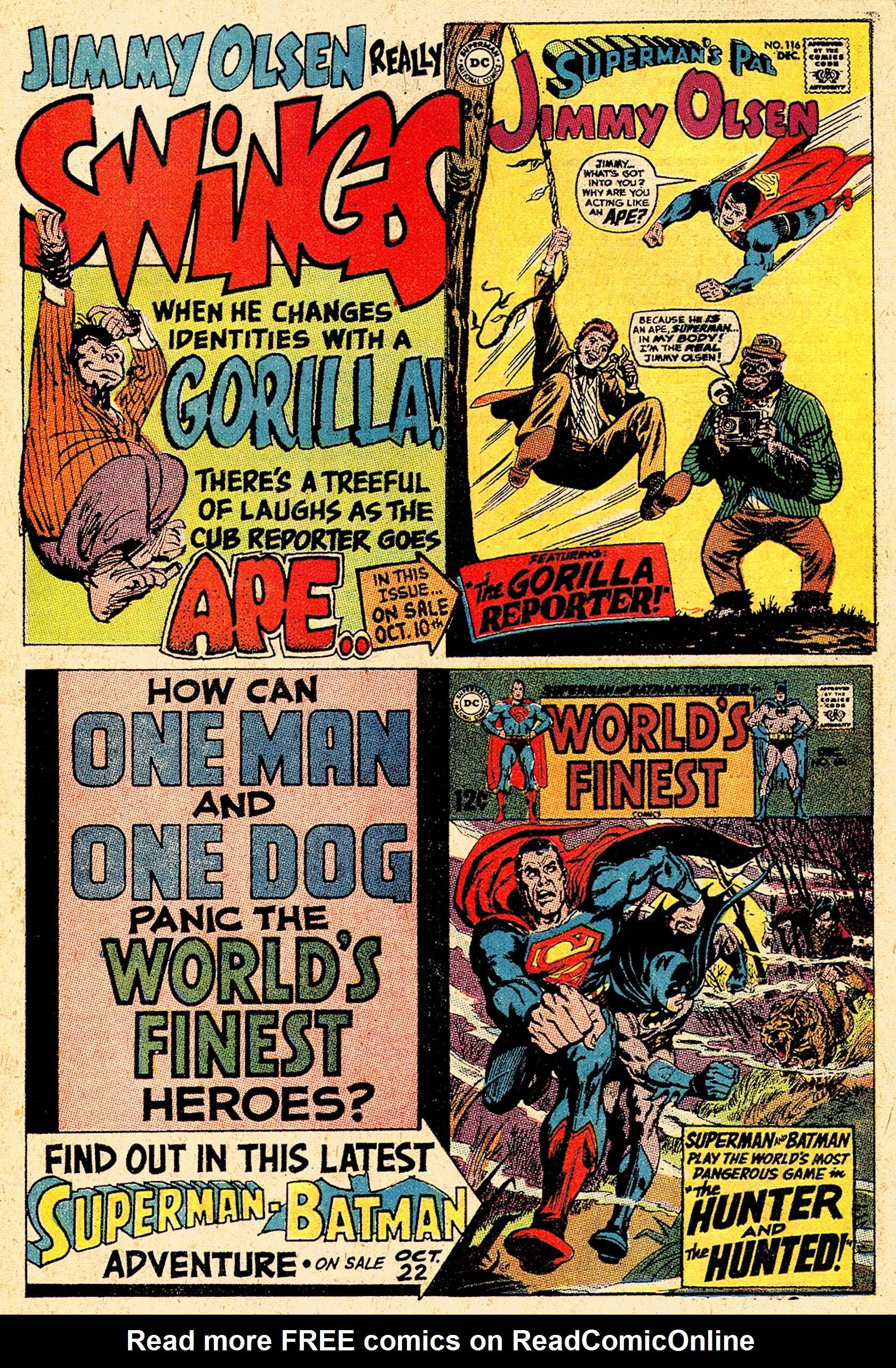 Read online Secret Six (1968) comic -  Issue #5 - 32
