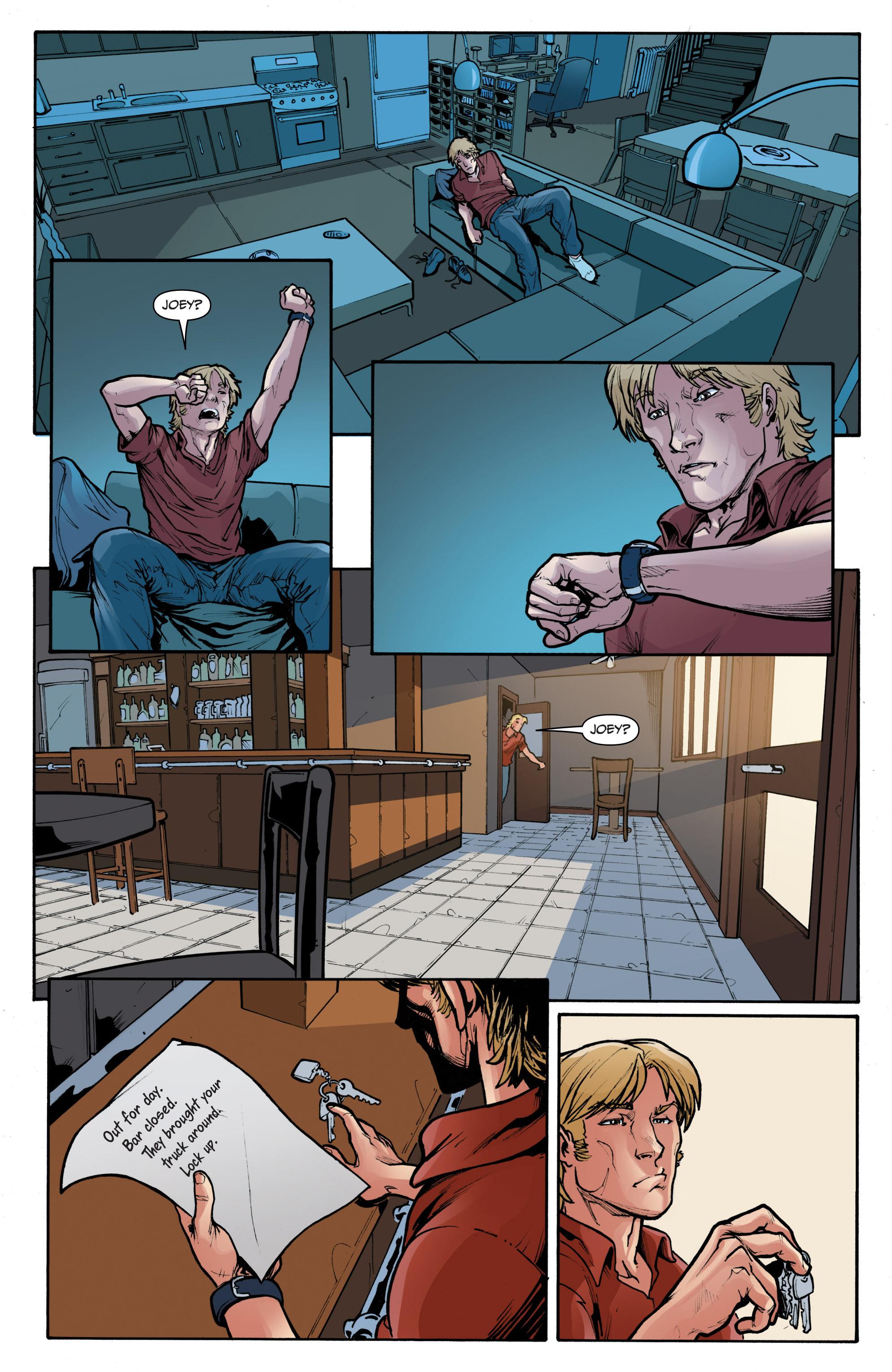 Read online 3 Guns comic -  Issue #2 - 4