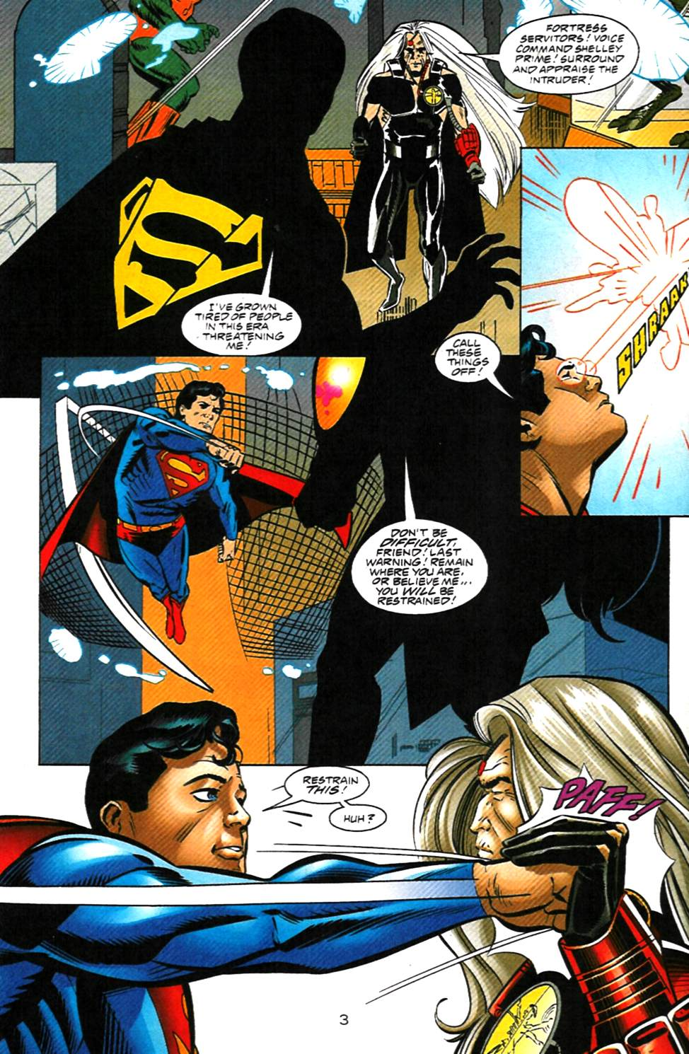 Read online Adventures of Superman (1987) comic -  Issue #1000000 - 5