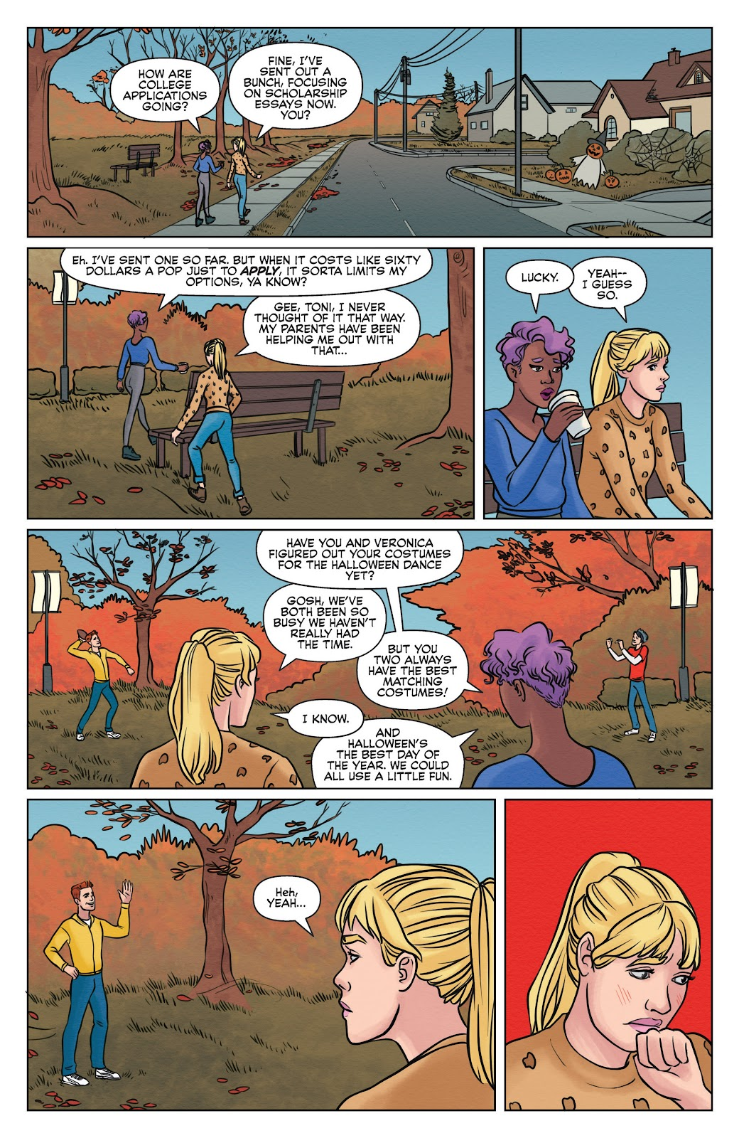 Read online Betty & Veronica (2019) comic -  Issue #2 - 14