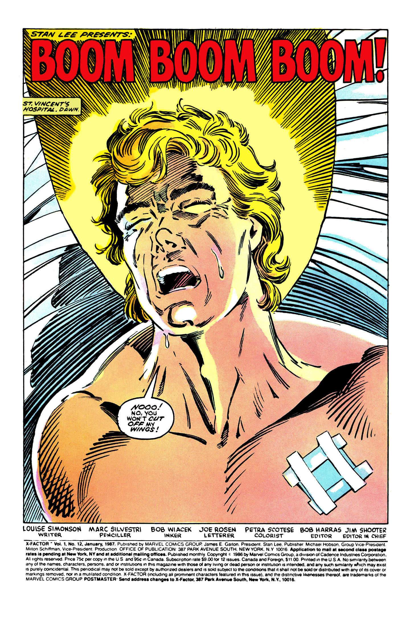 Read online X-Factor (1986) comic -  Issue #12 - 2